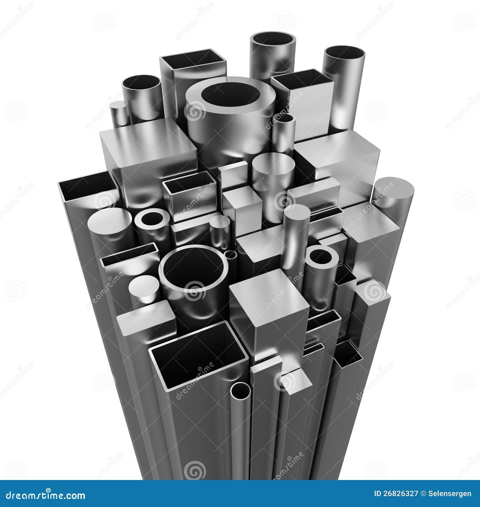 Profils et pipes