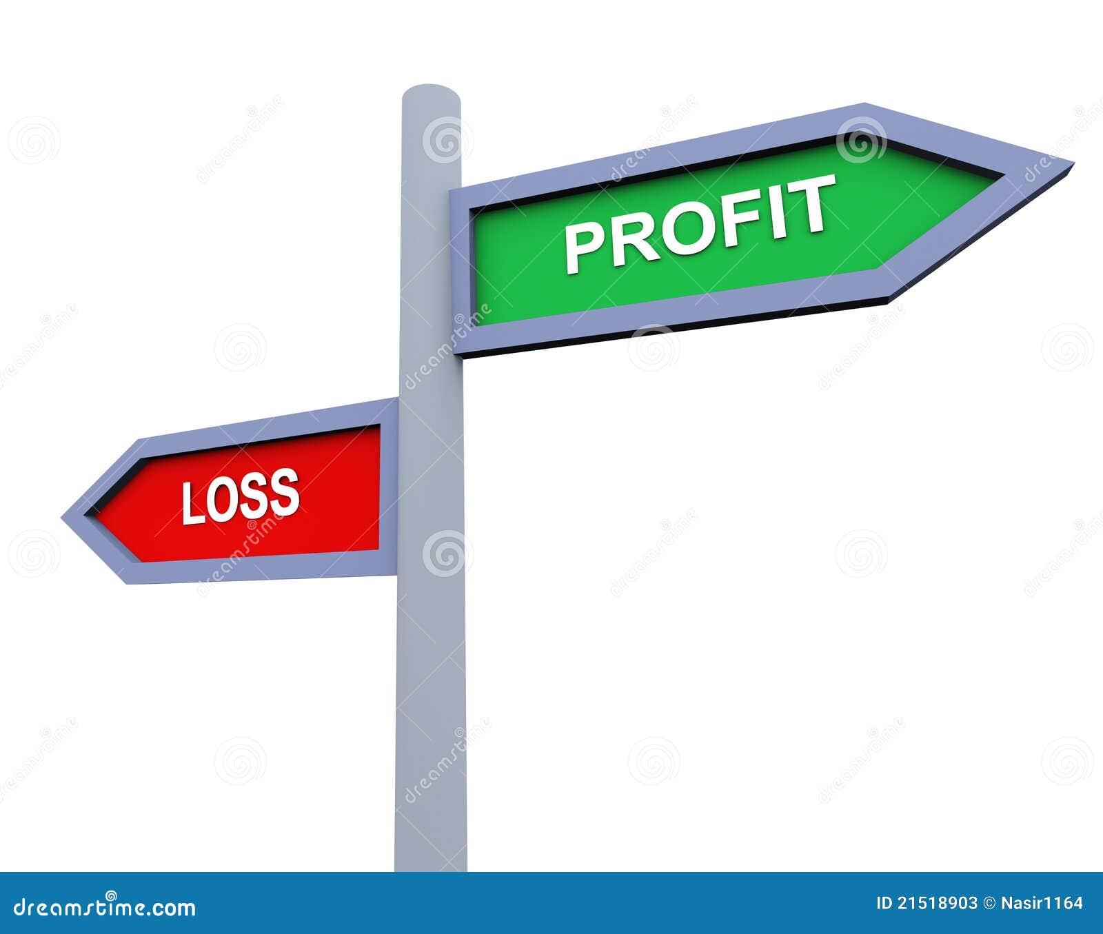 Profit: Profit And Loss Stock Photos