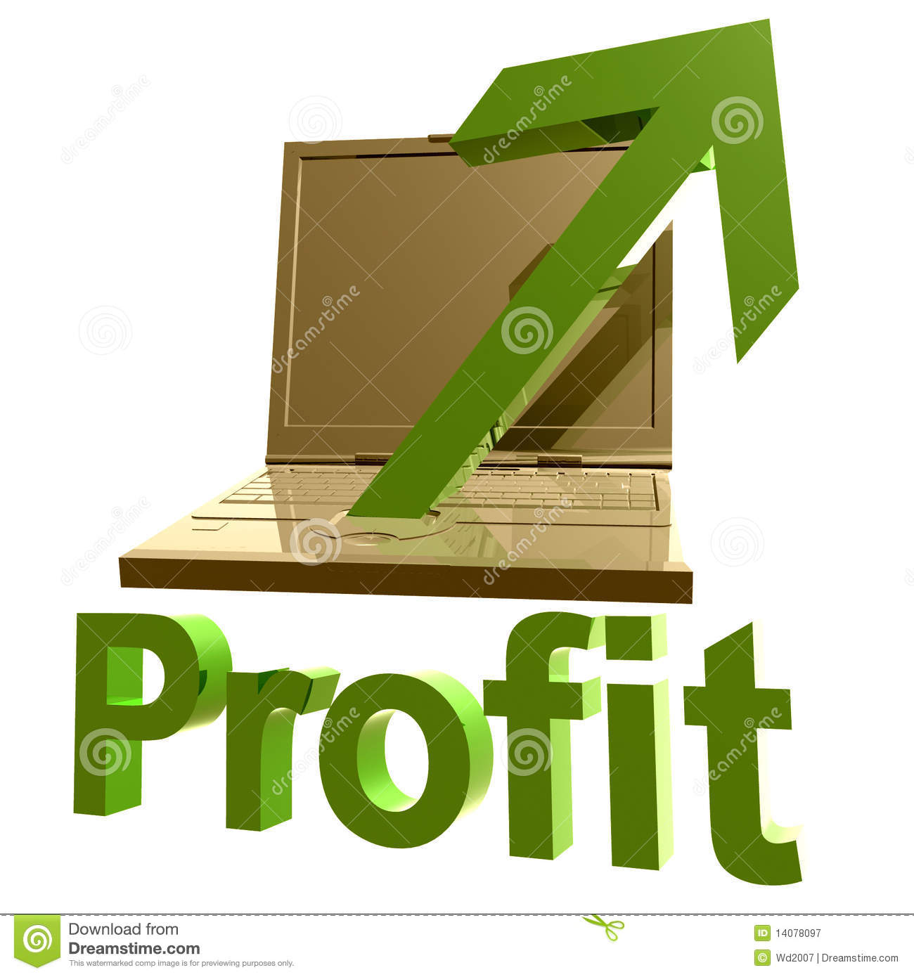 Http Dreamstime Com Royalty Free Stock Photography Profitable Online Business Icon Image14078097