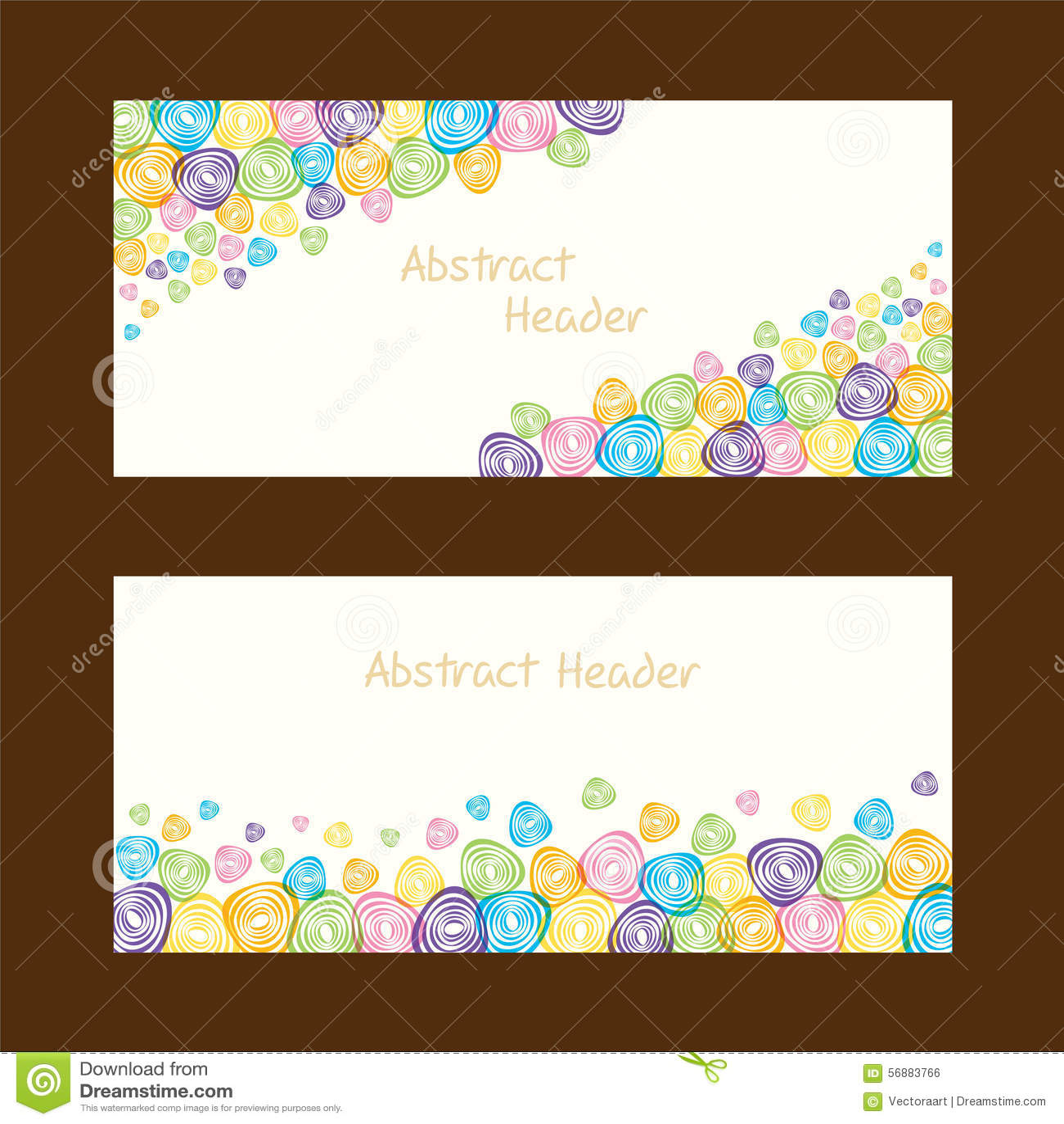 Progettazione astratta dell intestazione di forma