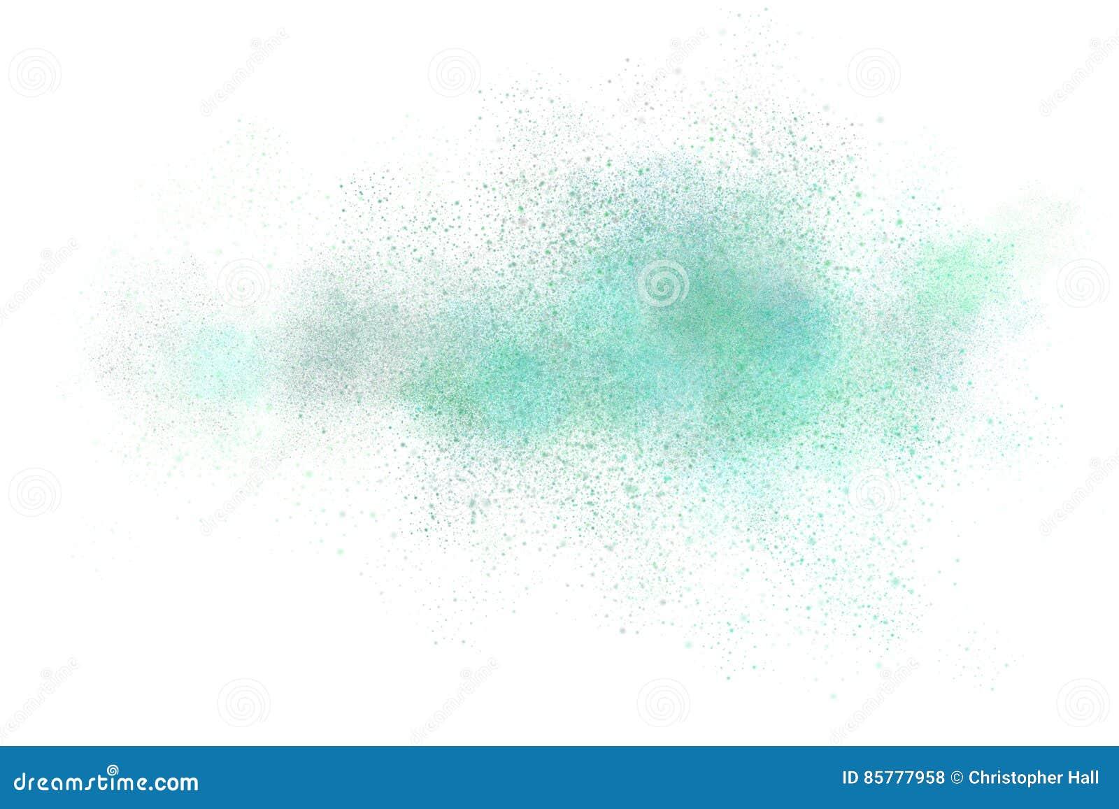 Progettazione astratta della polvere per uso come fondo