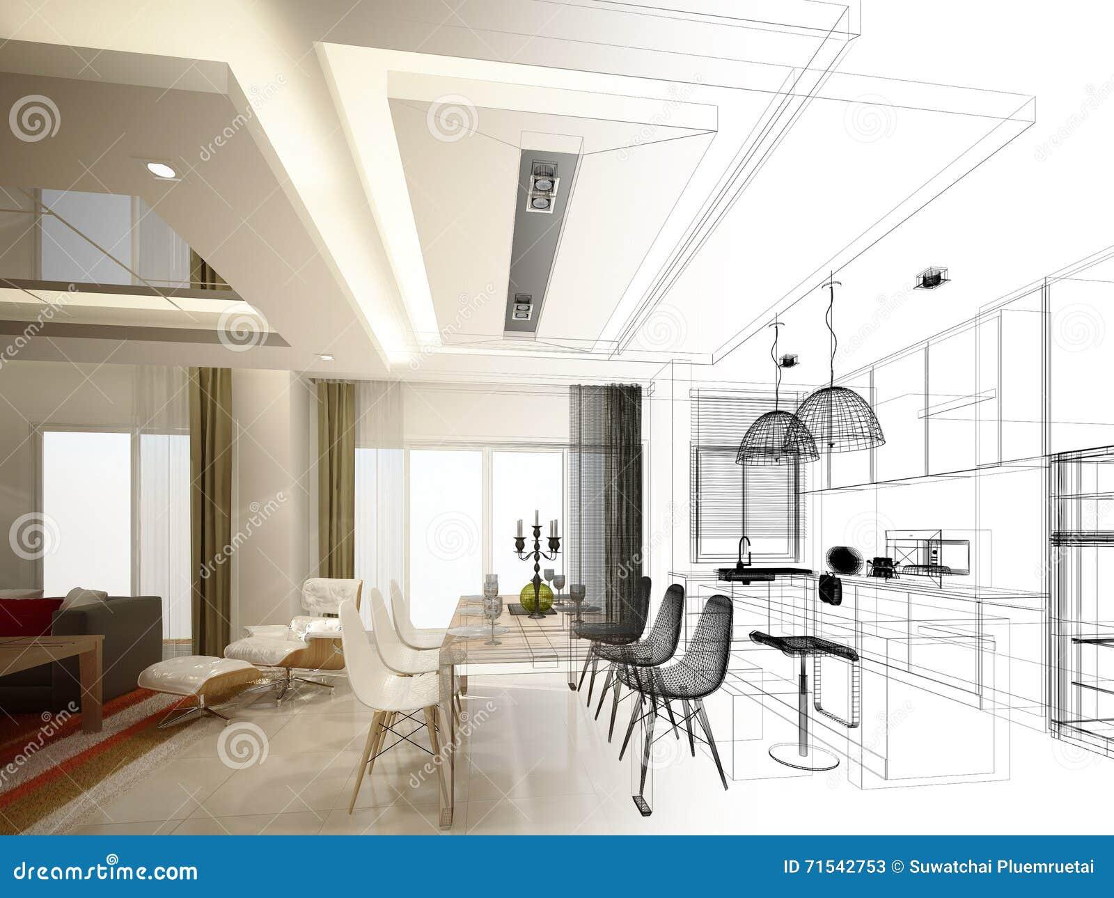 Progetta la cucina un muro cucina piani di una parete for Opzioni esterne della casa