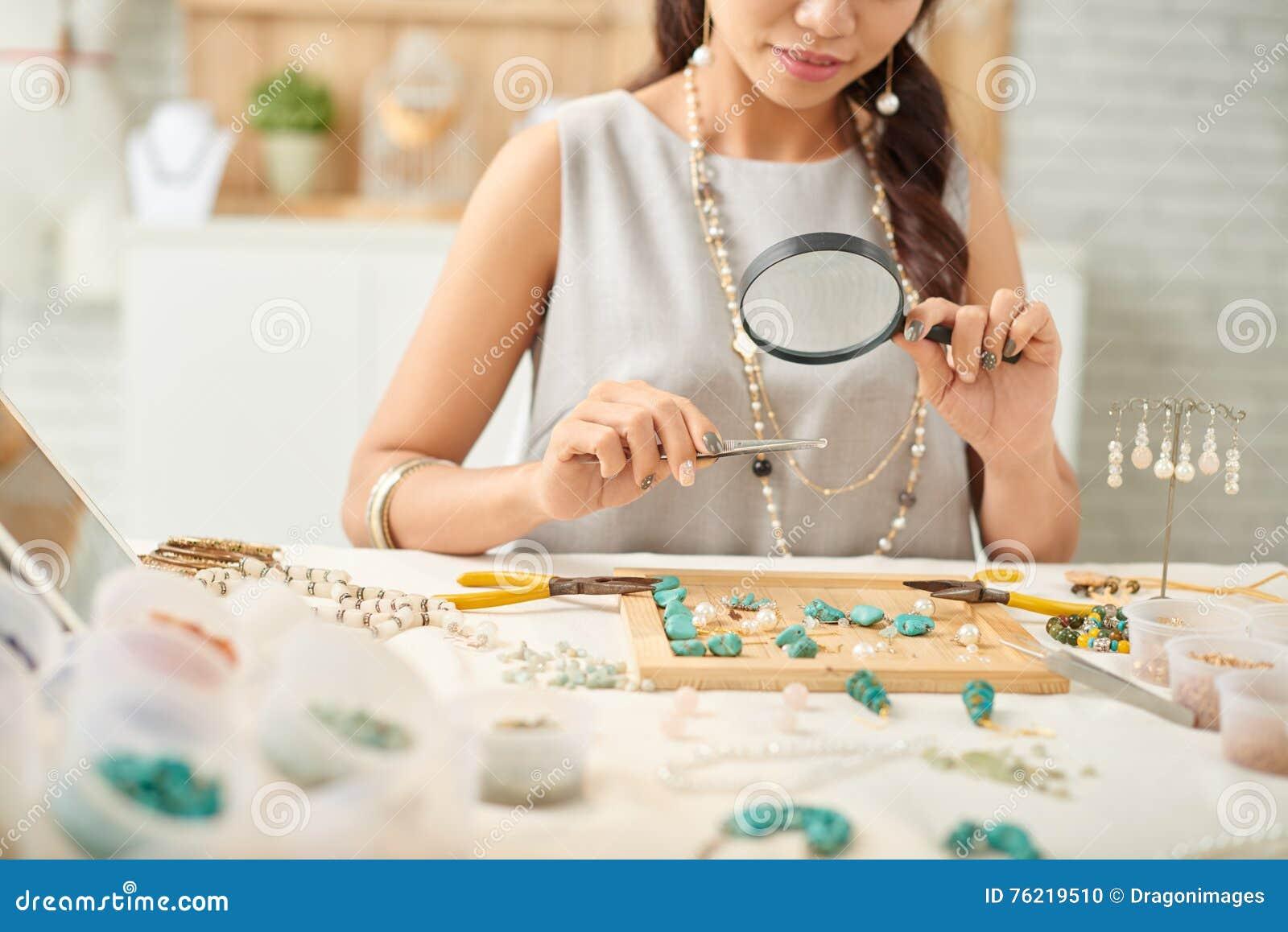 Progettazione dei gioielli