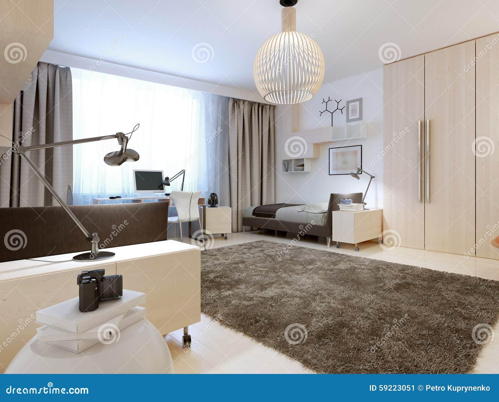 Camera da letto contemporanea stock images 383 photos - Camera da letto contemporanea ...