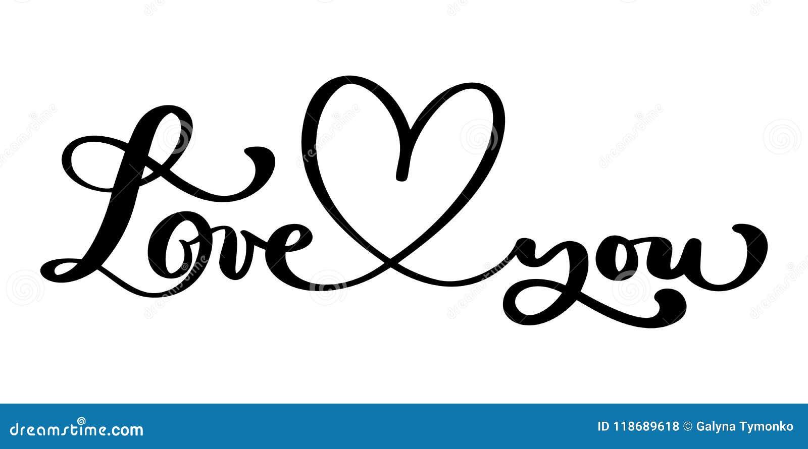 Progettazione della cartolina d auguri di amore con testo rosso alla moda per la celebrazione felice di giorno di biglietti di S.