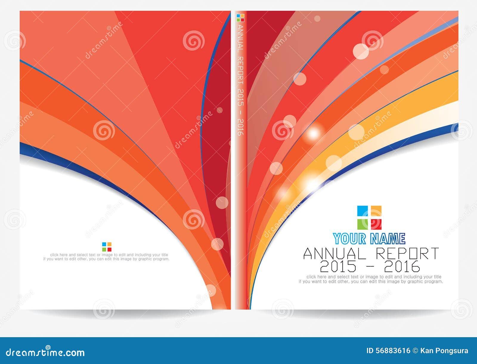 Progettazione della copertura del rapporto annuale