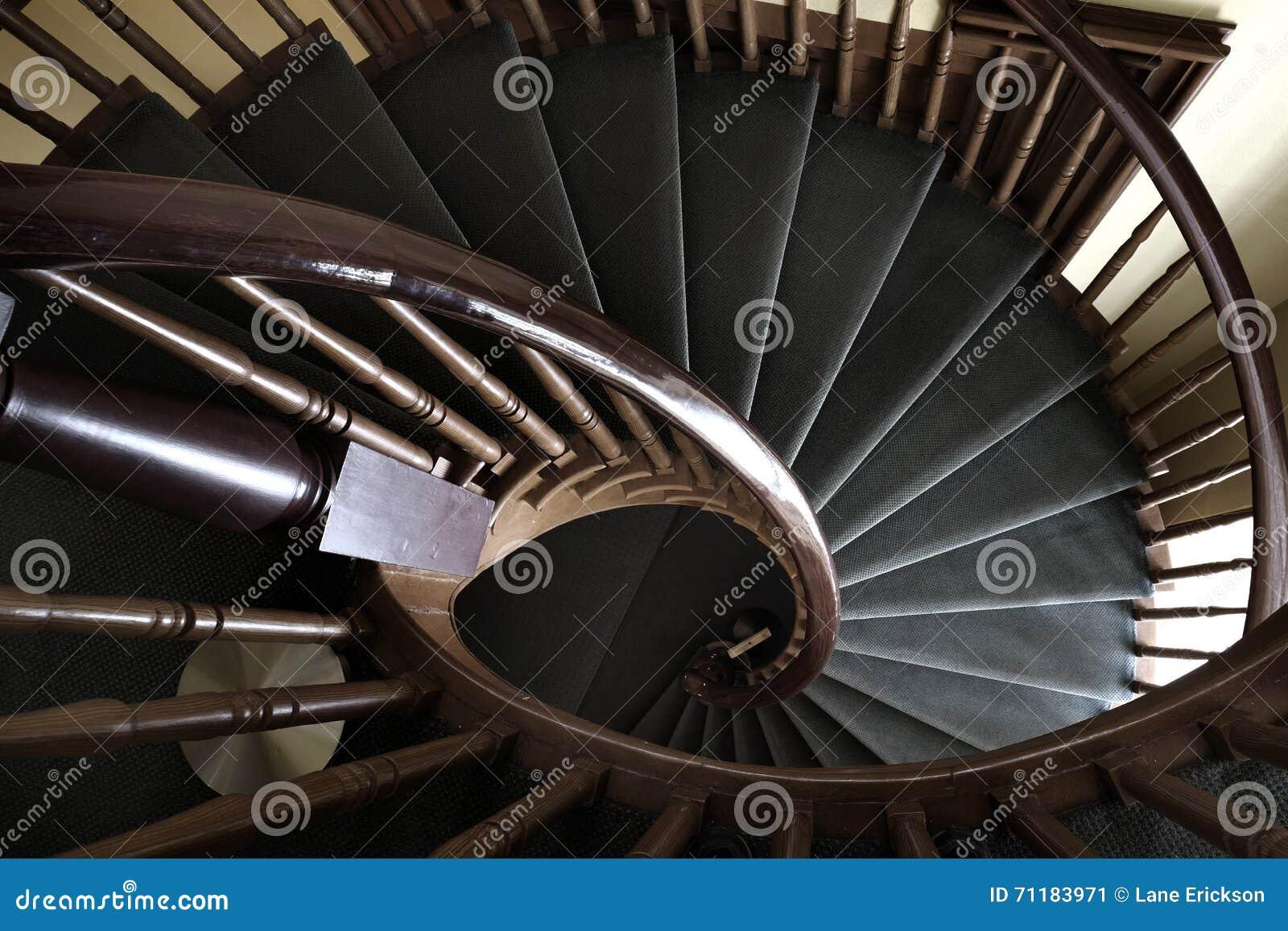 Progettazione Scale A Chiocciola : Progettazione delle scale della scala a chiocciola immagine stock