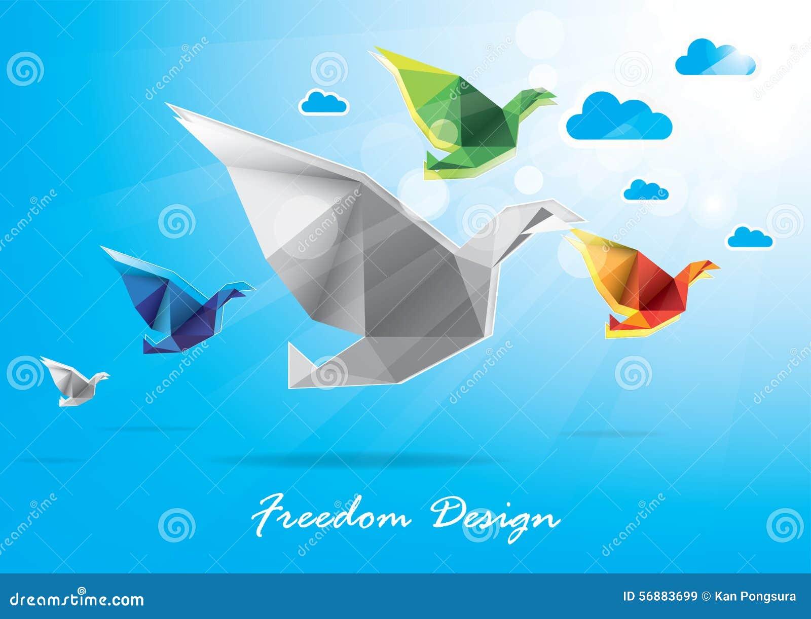 Progettazione di carta di libertà