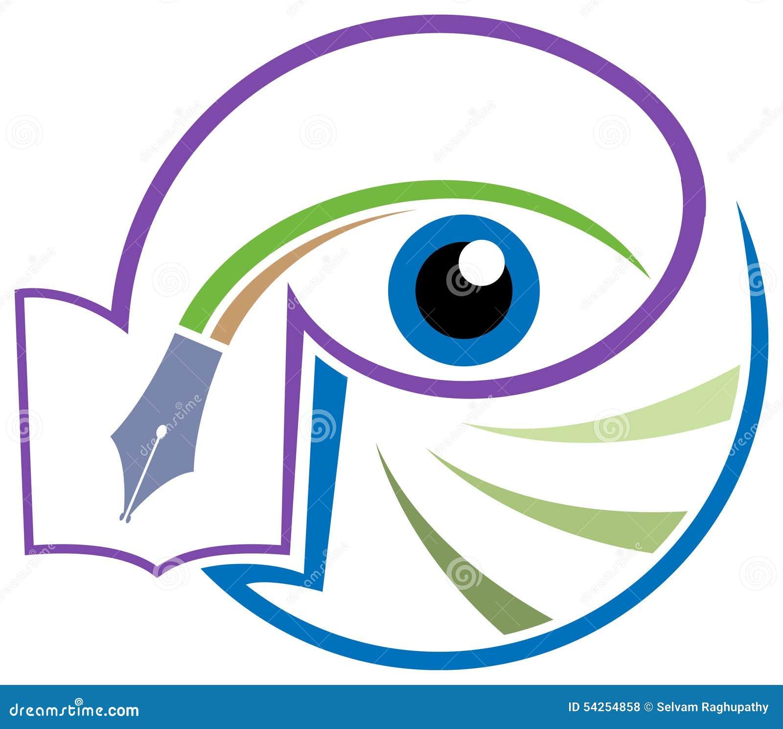Progettazione di logo dell occhio