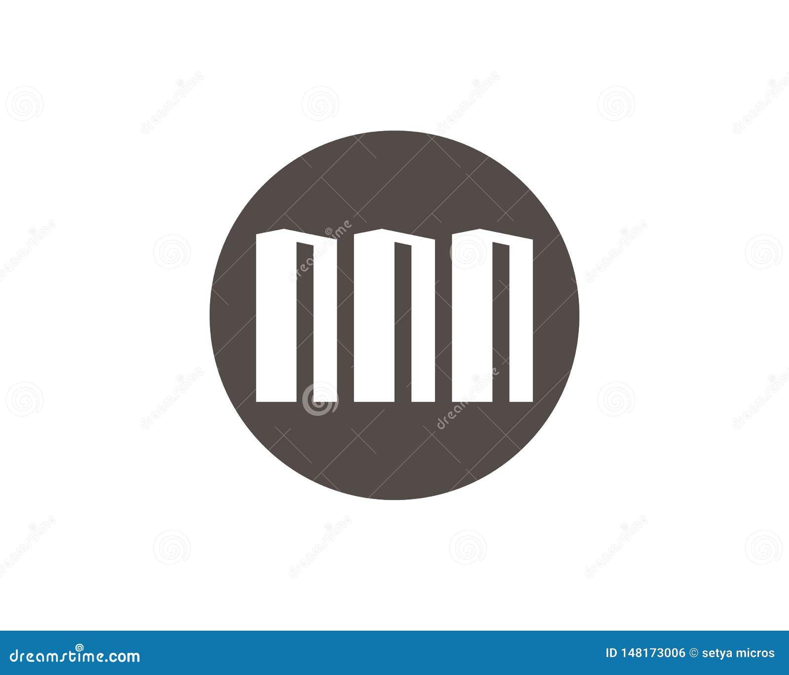 Progettazione di logo della costruzione e della propriet?