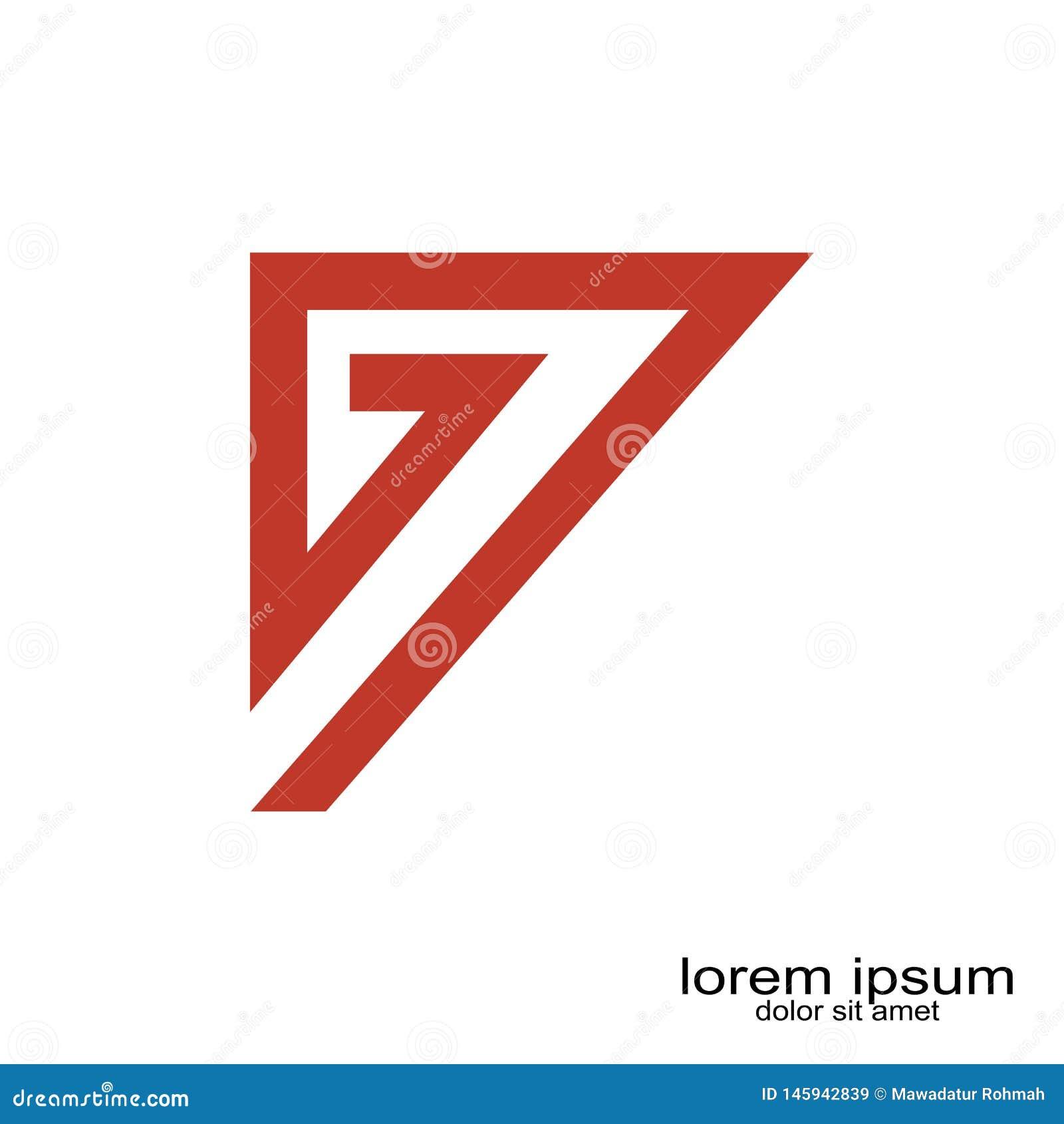 Progettazione di logo di Triangel