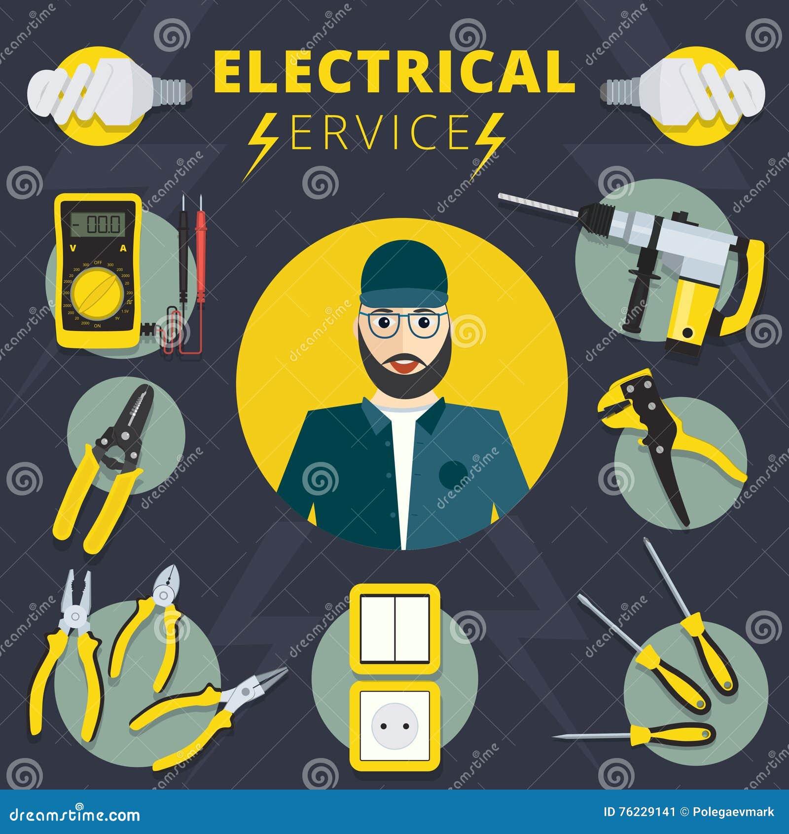 Progettazione di massima elettrica di vettore di servizi for Software free progettazione interni