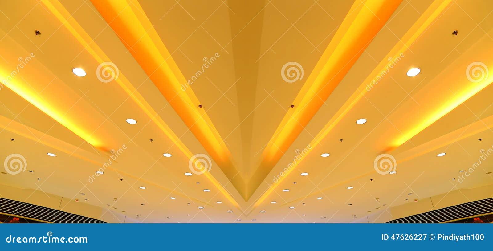 Progettazione grafica delle plafoniere