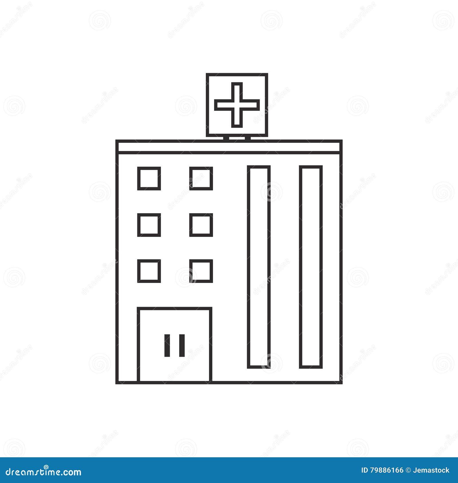 progettazione isolata della costruzione dell 39 ospedale
