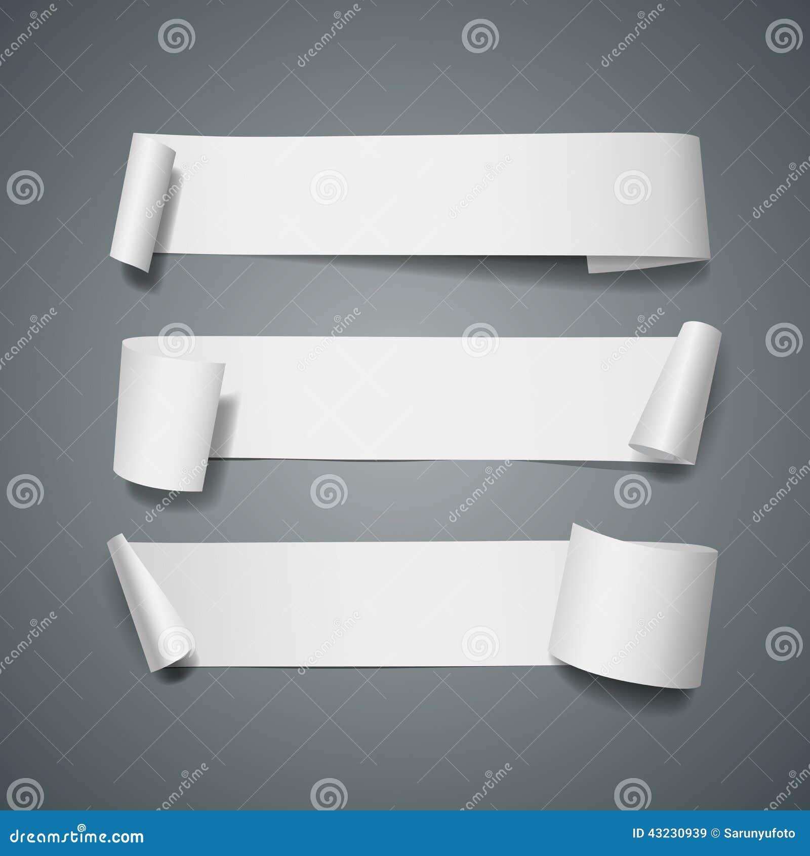 Progettazione lunga delle collezioni del rotolo del Libro Bianco