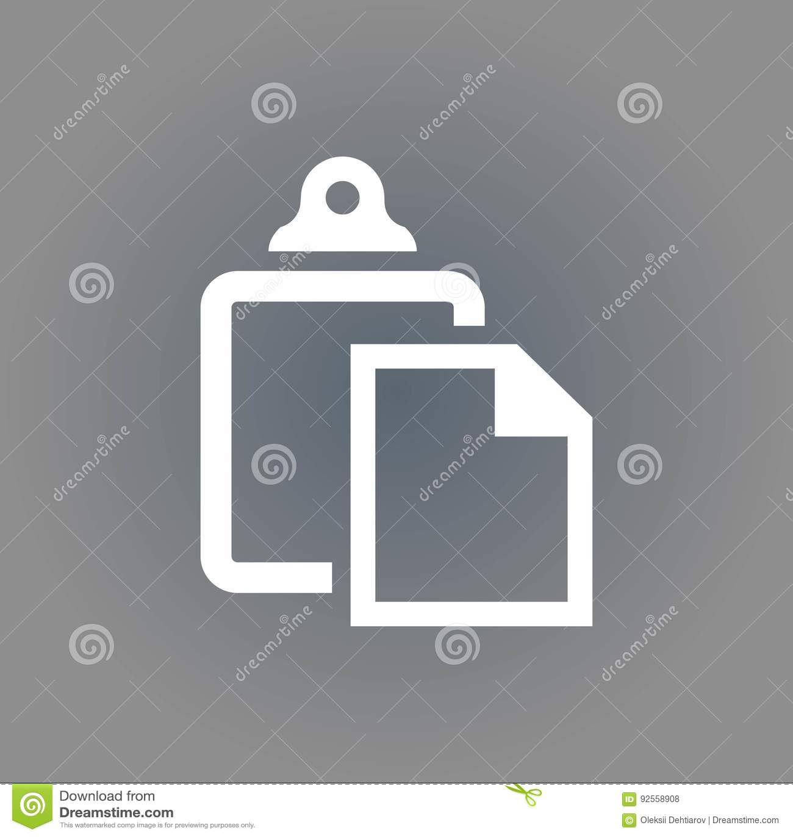 Progettazione piana dell illustrazione di vettore delle azione dell icona della pasta