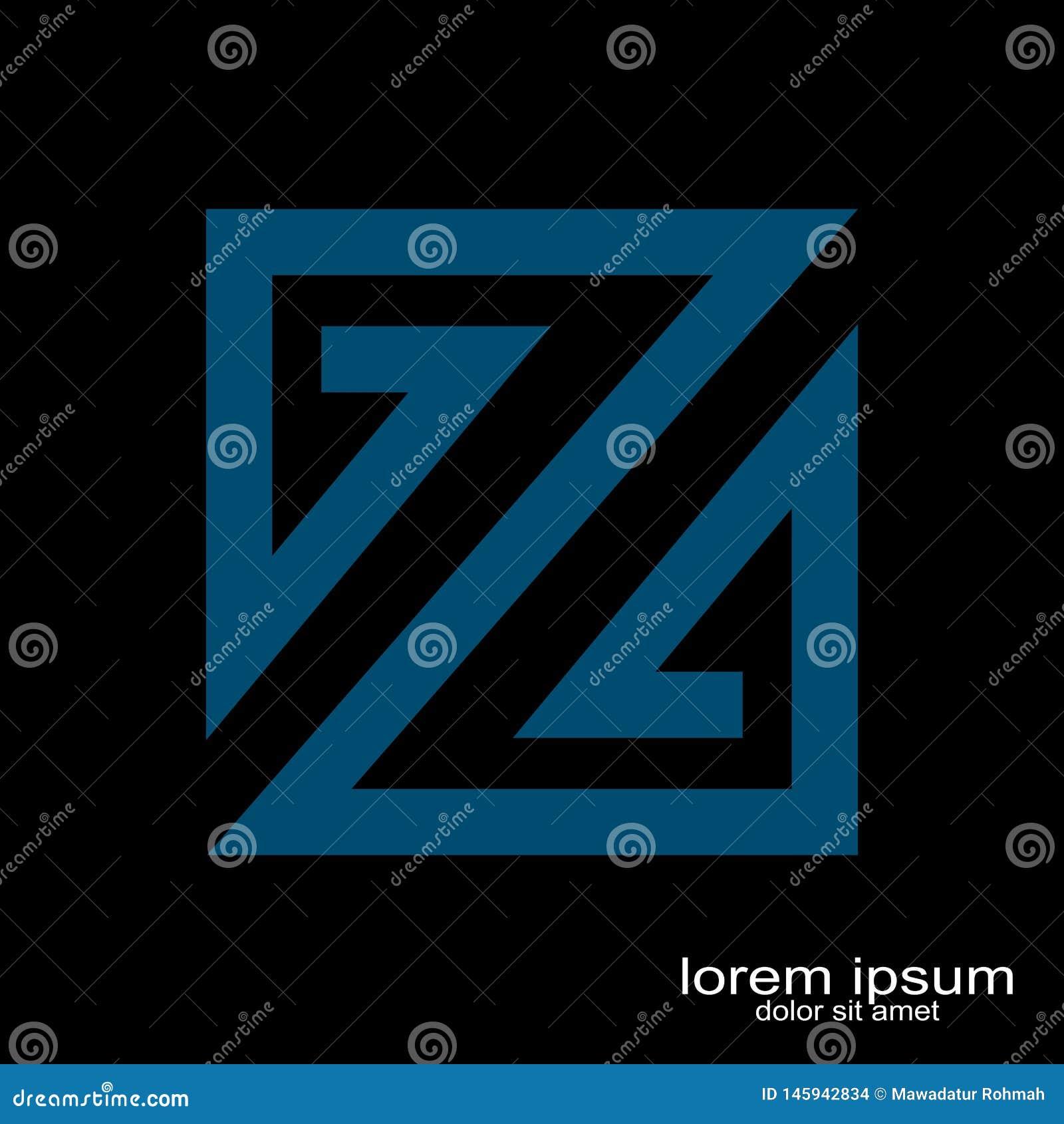 Progettazione quadrata di logo