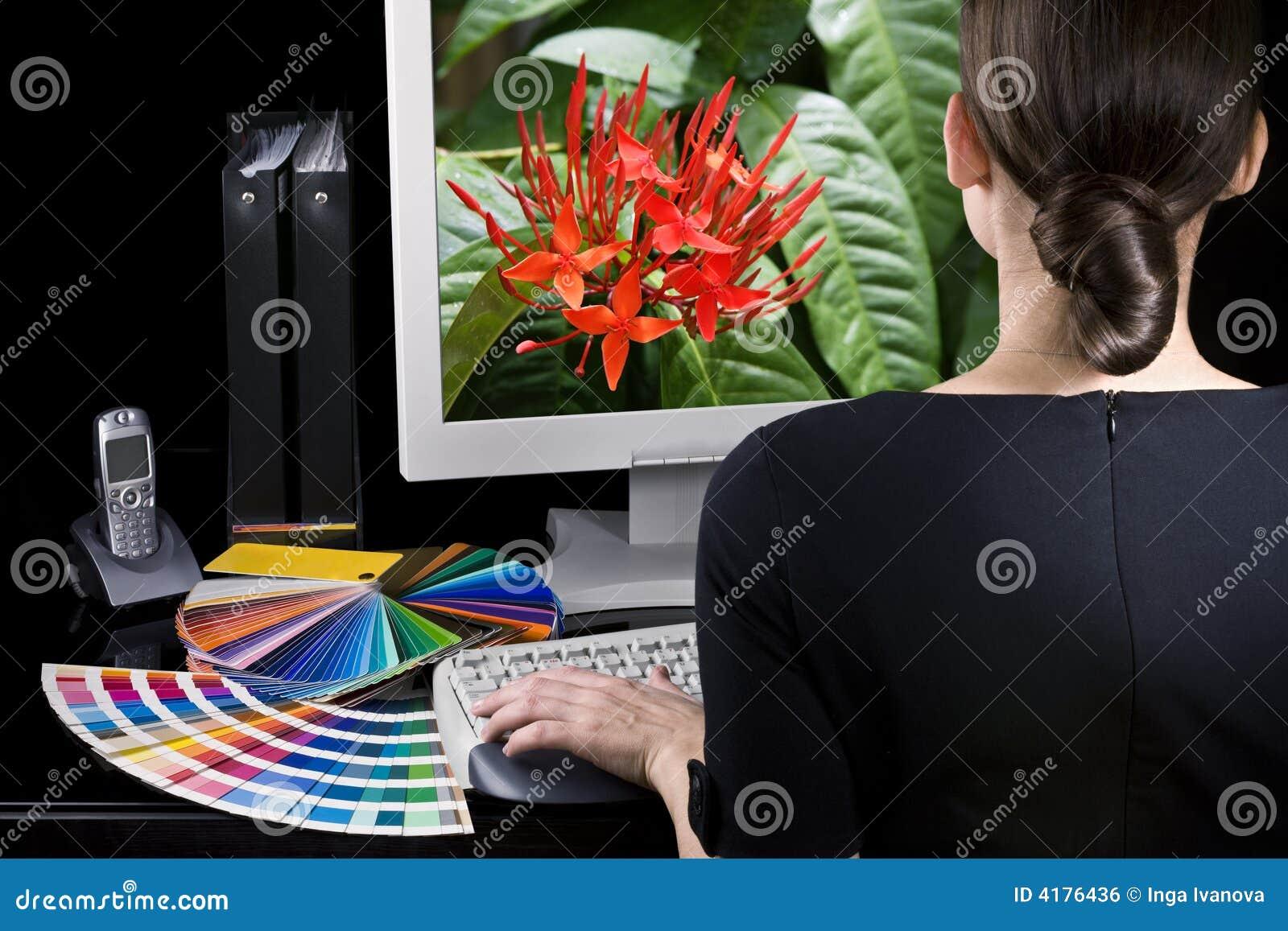 Progettista sul lavoro