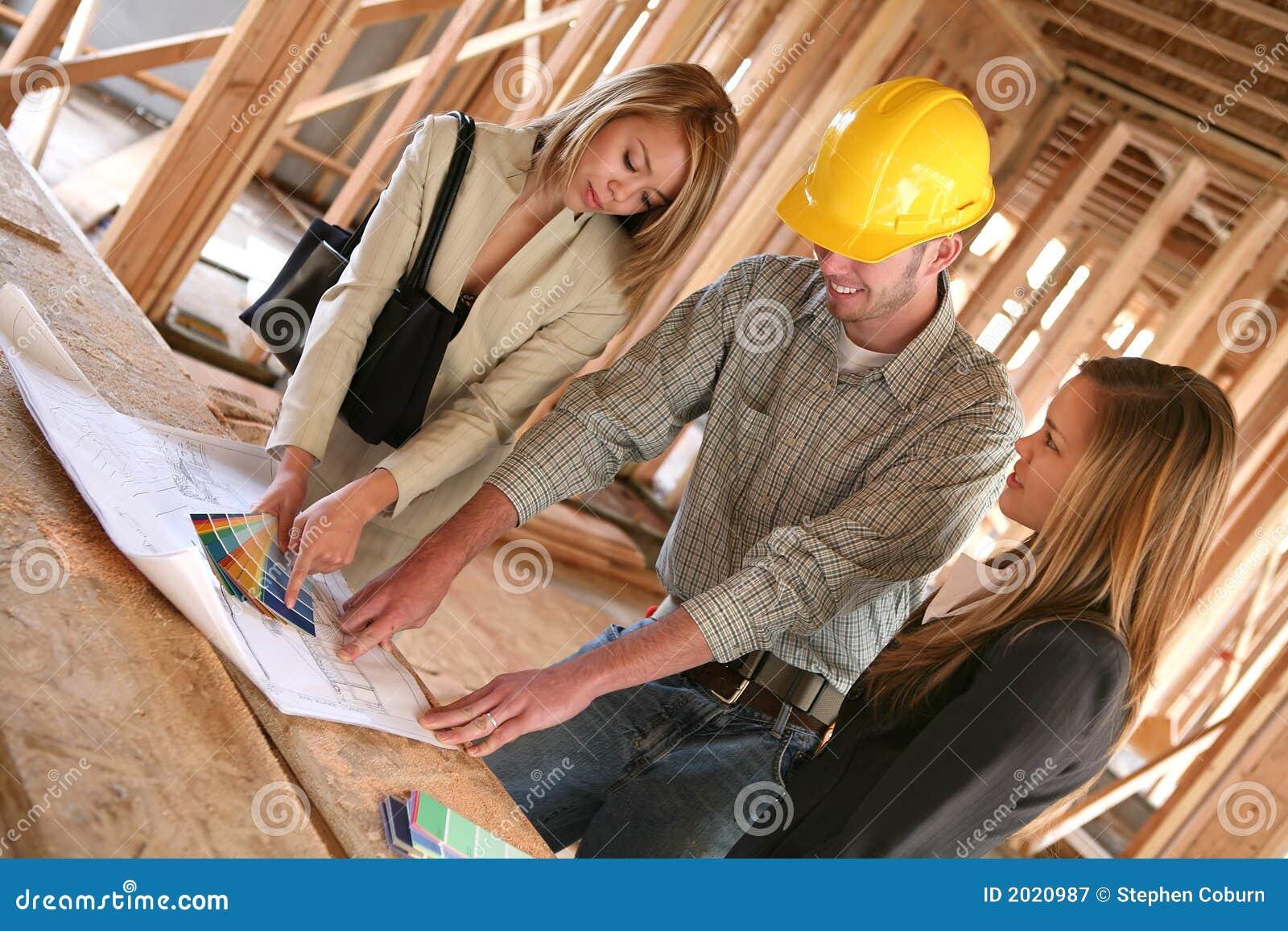 Progettisti e costruttore domestico