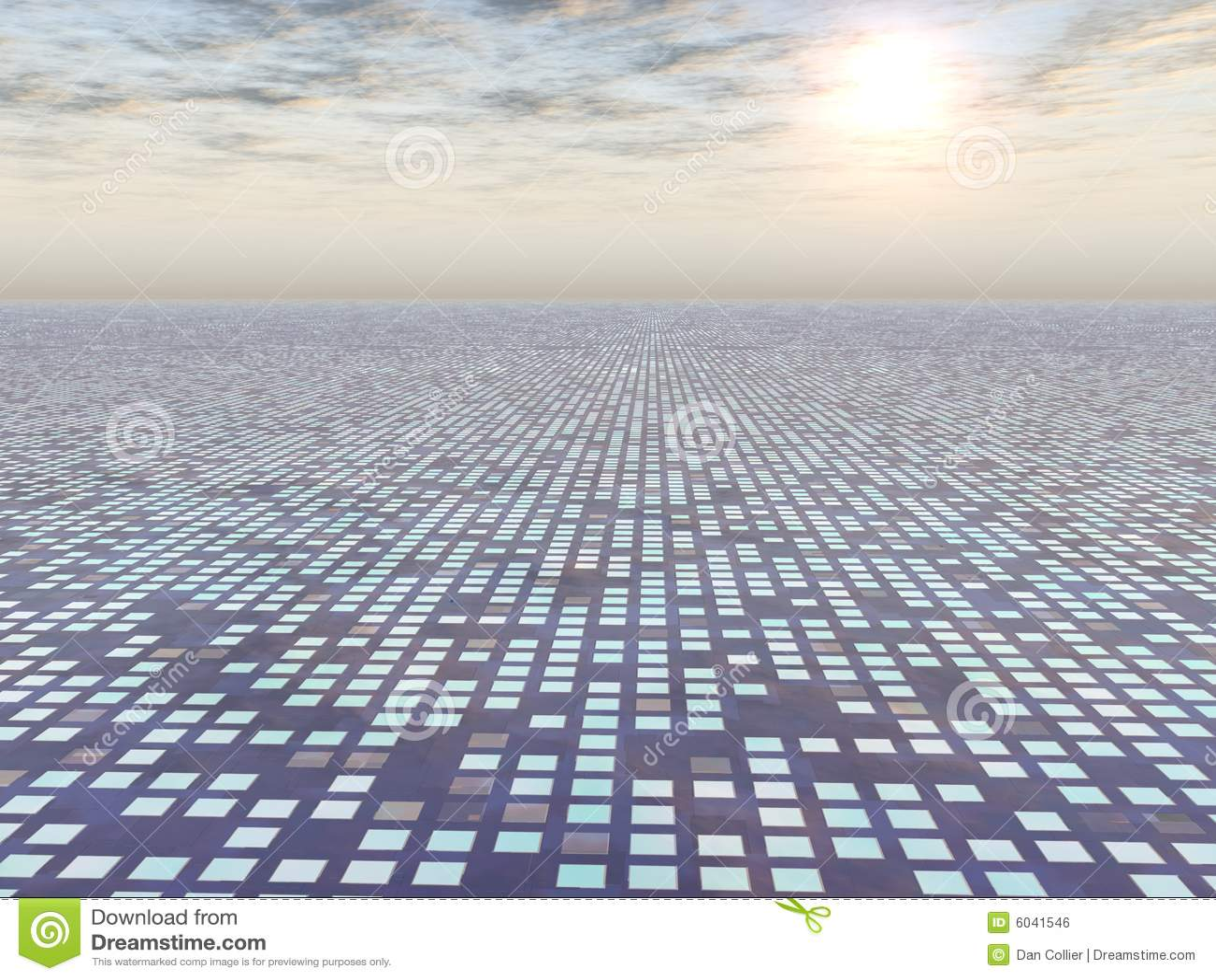 Progrès de réseau à la lumière