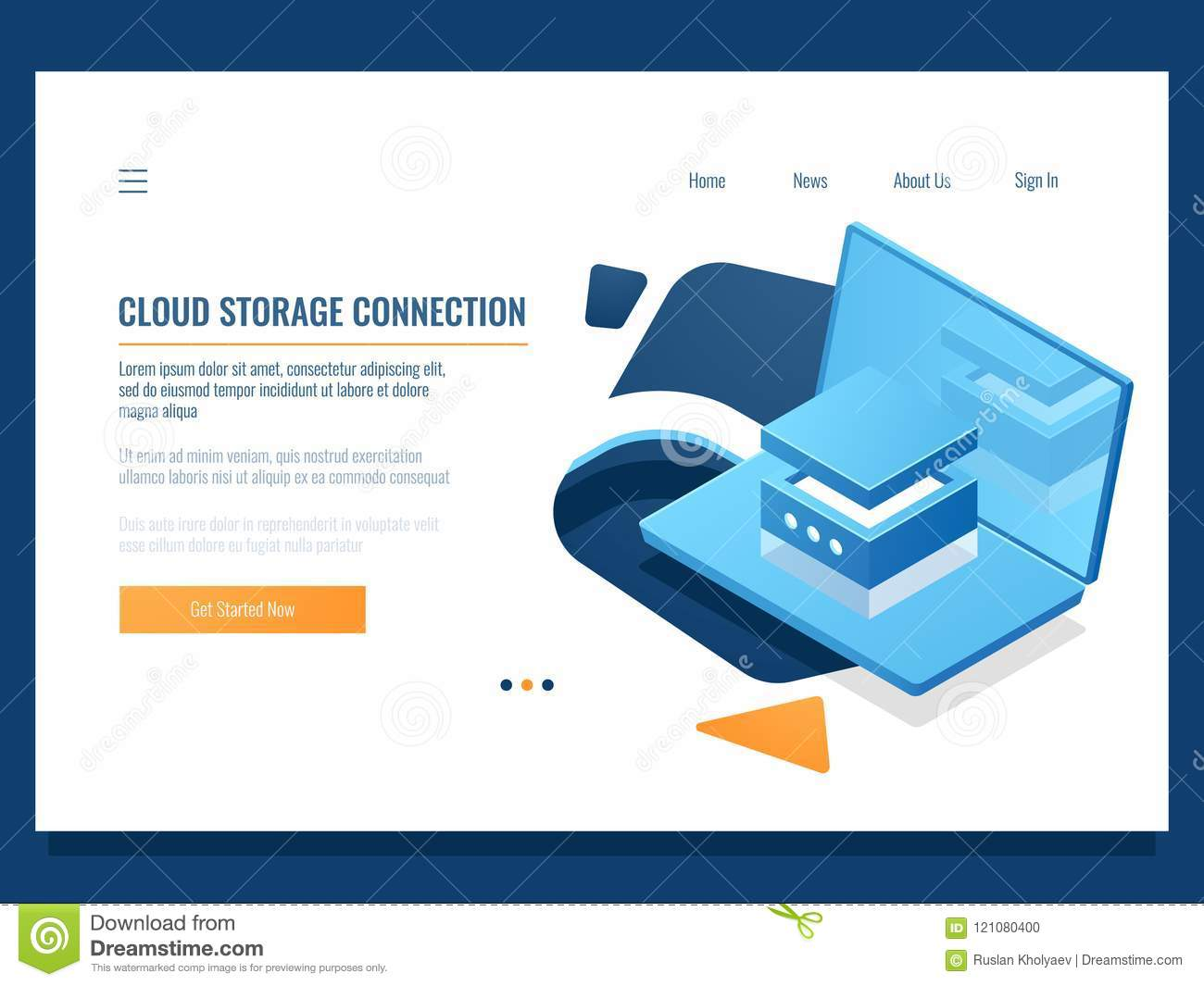 Program Product Development Programming And Application Creating Database And Data Center Access Cloud Storage Stock Vector Illustration Of Privacy Development 121080400