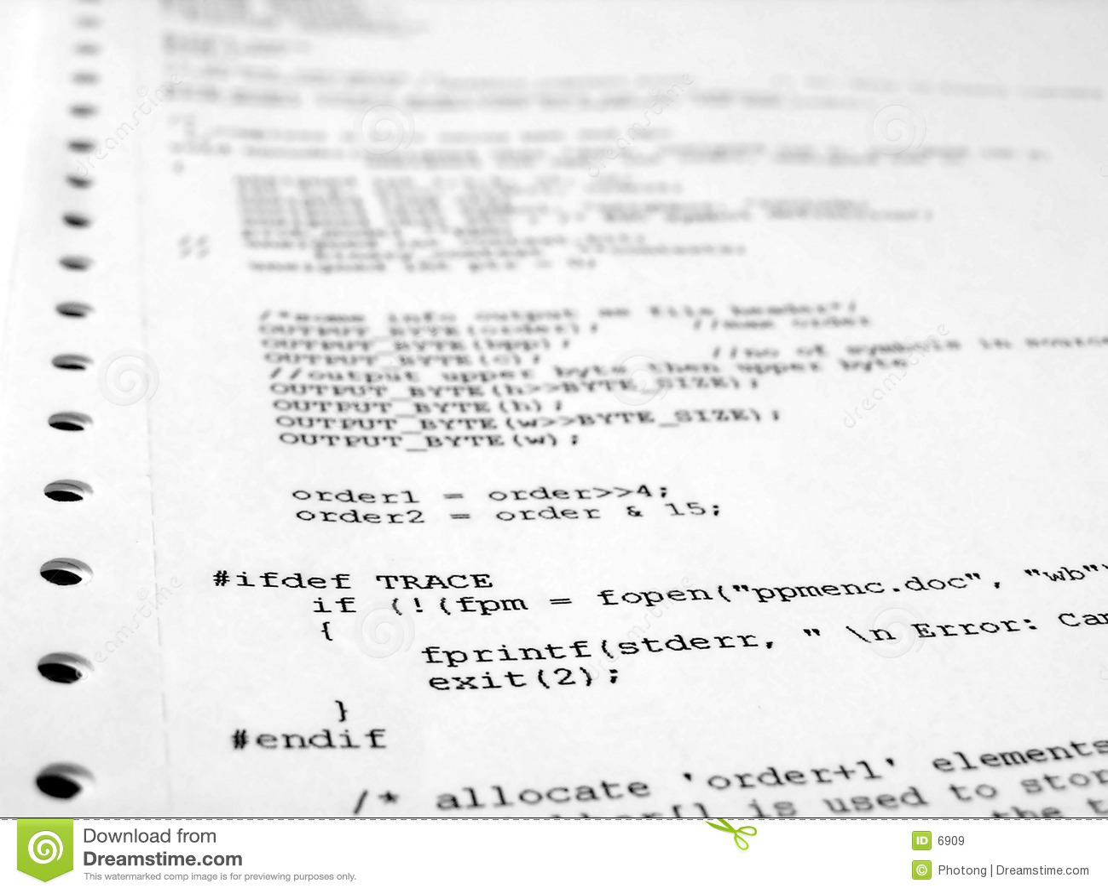 Programa de software