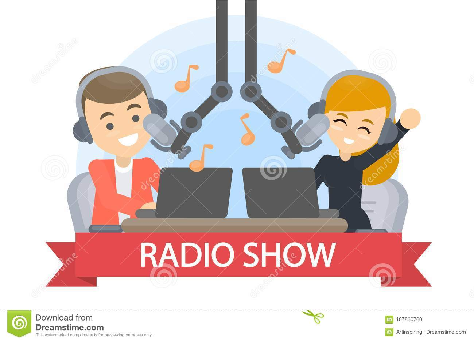 Programa radiowego podawca