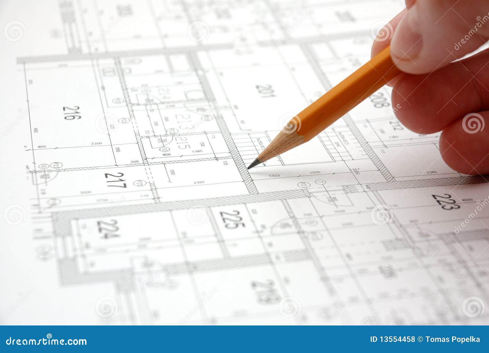 Programma 7 della costruzione fotografia stock immagine for Programma architettura gratis