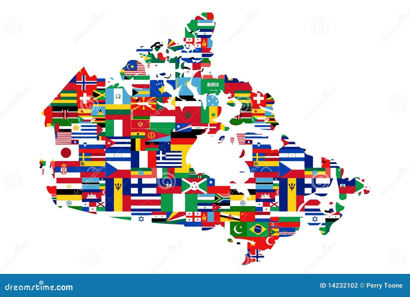 Programma canadese multiculturale