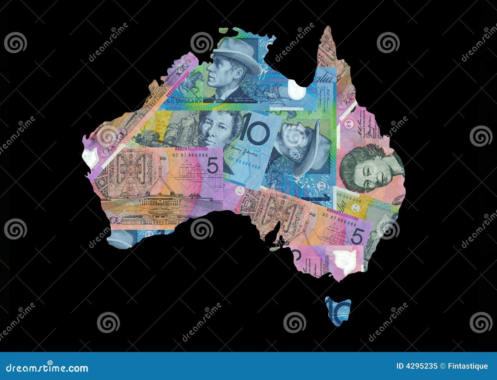 Programma dell Australia con i dollari