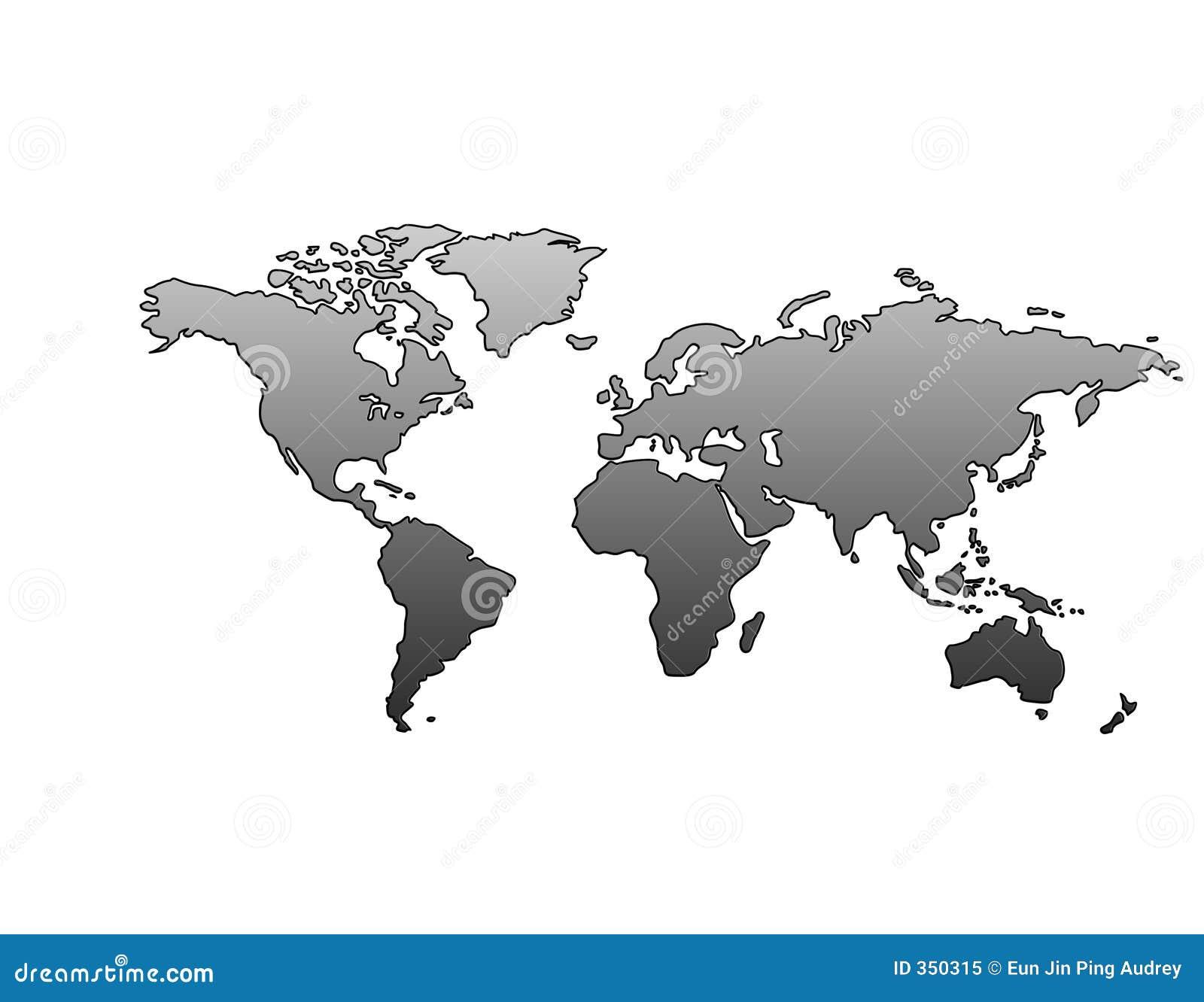 Programma di mondo (metallico)