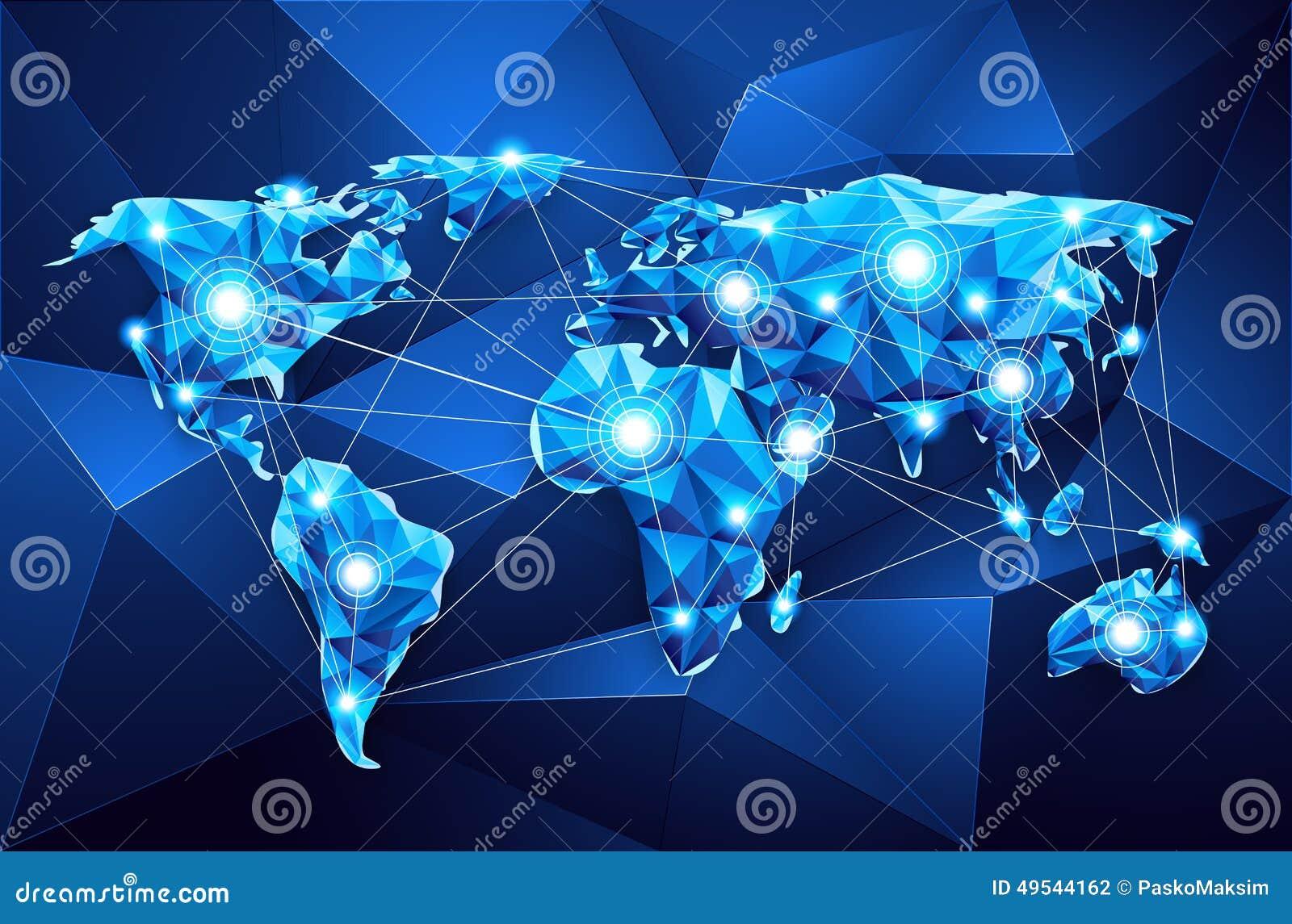 Programma di mondo Rete globale