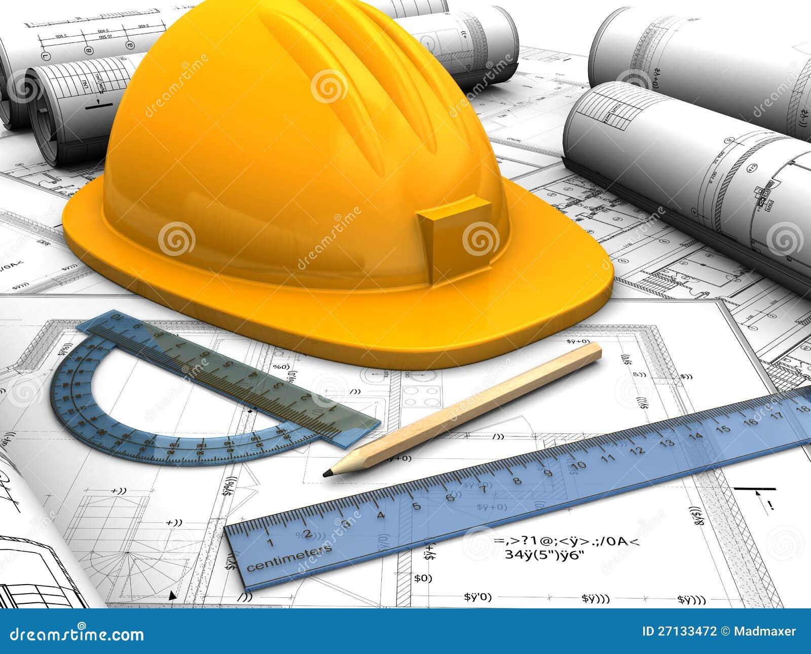 Programma industriale illustrazione di stock for Programma architettura gratis