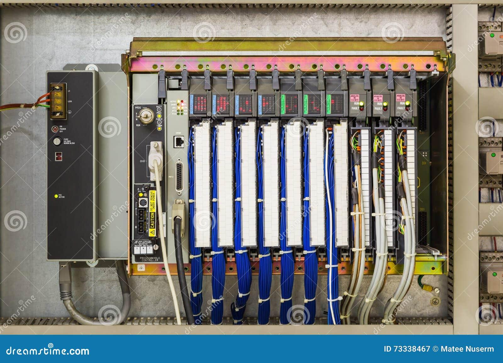Scott electronics plcs essay