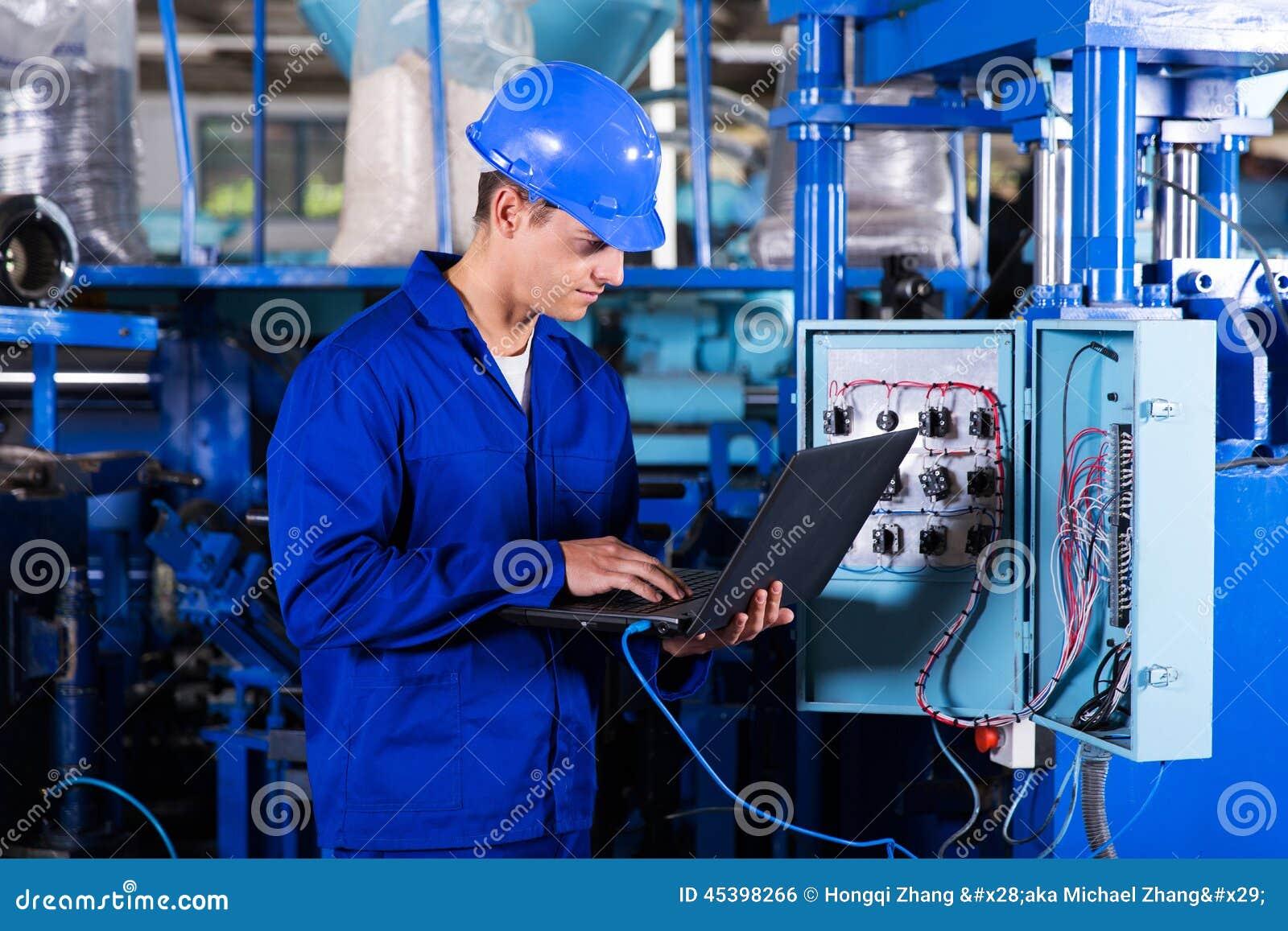 Programmeur industriel