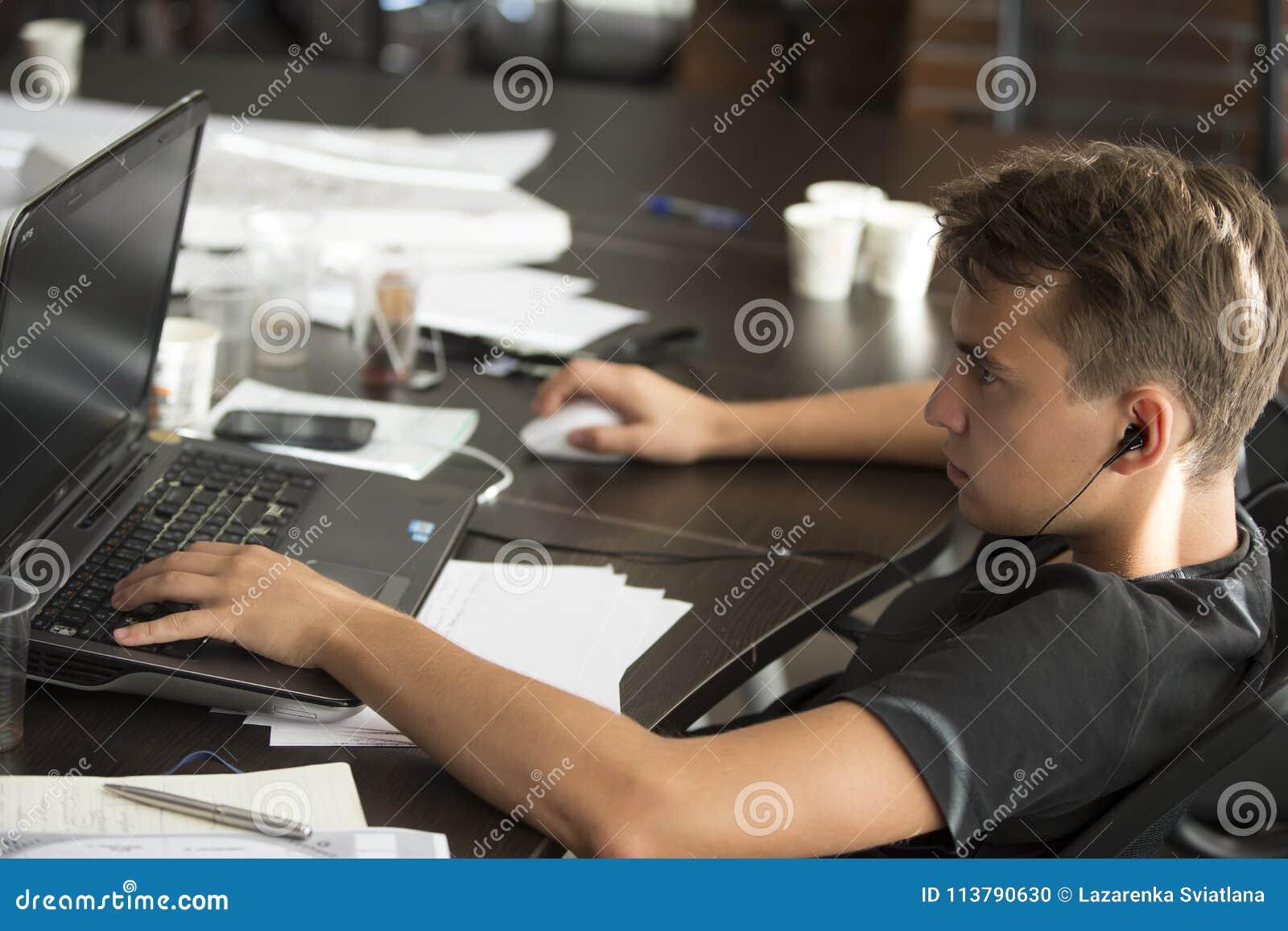 Programmeurs au travail