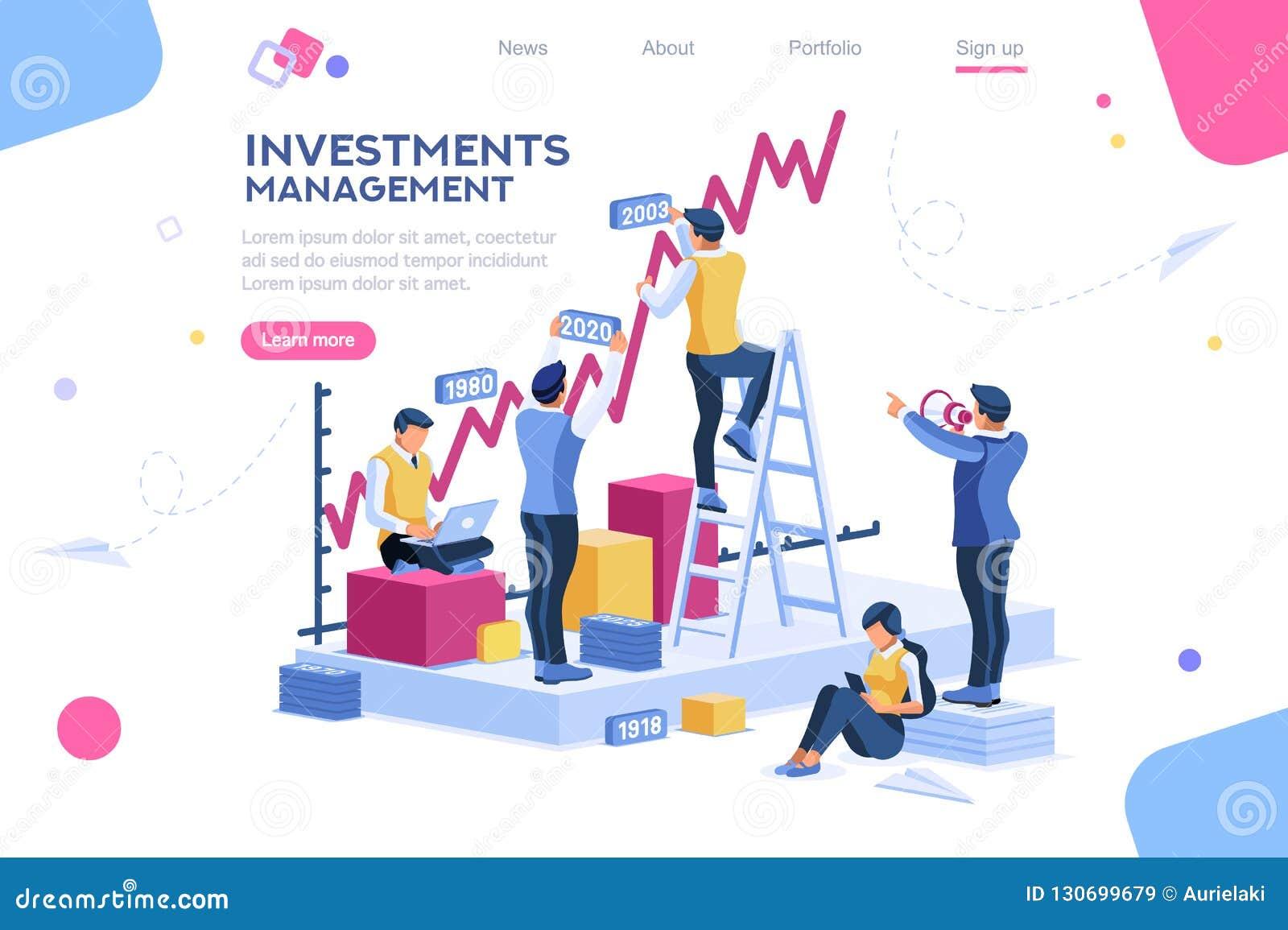 Progreso alternativo, anuncio del edificio, gestión de inversiones para la compañía