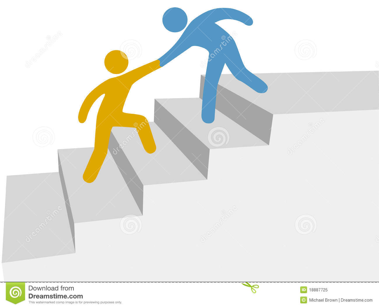 http://thumbs.dreamstime.com/z/progress-collaboration-help-climb-up-improve-steps-18887725.jpg