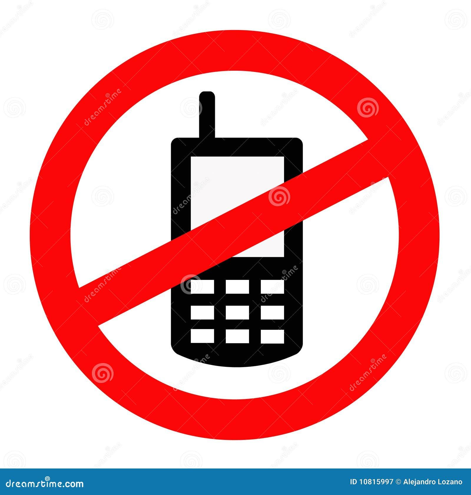 Фото мобільний телефон заборонен 7 фотография