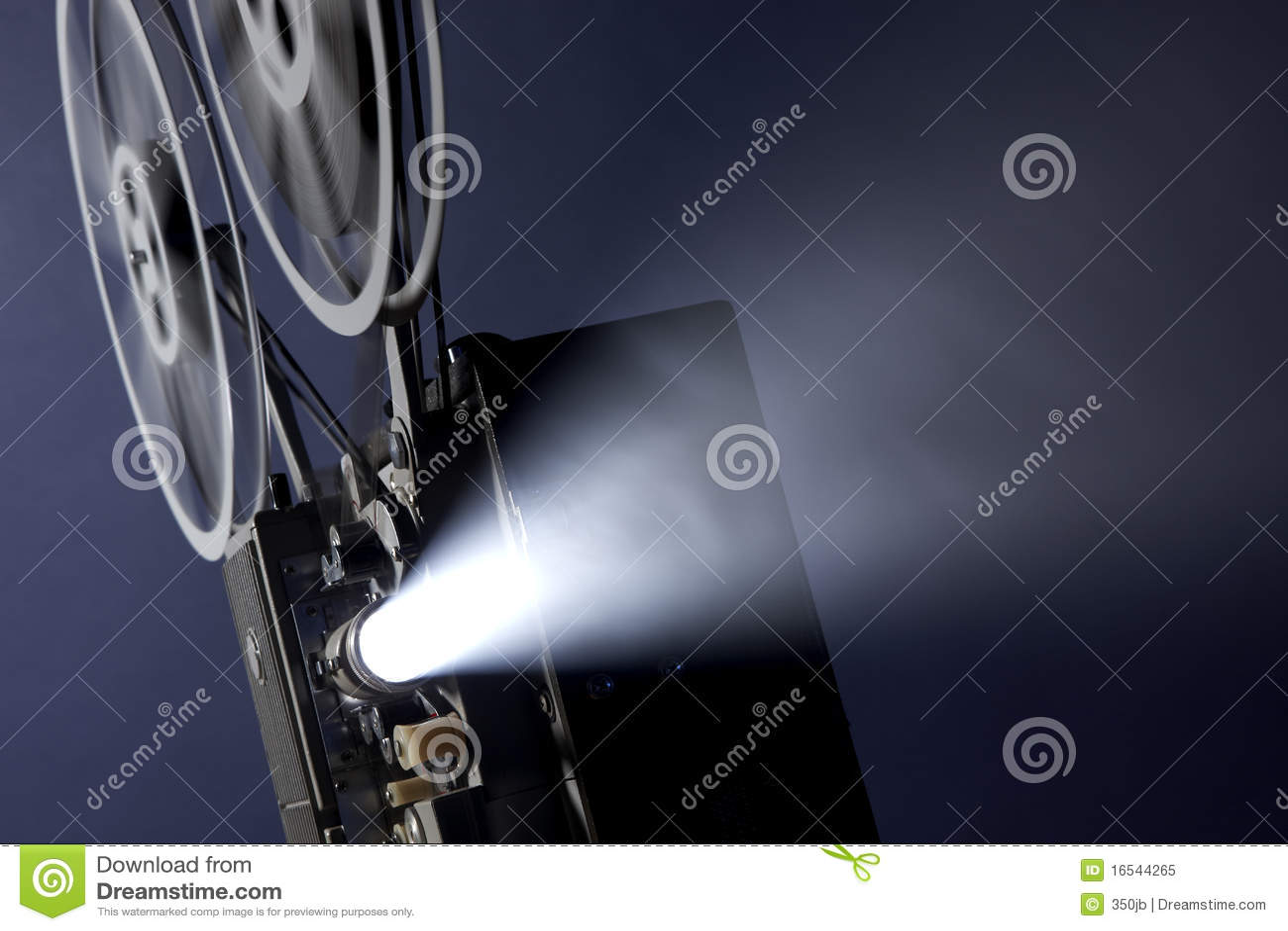 Proiettore di film