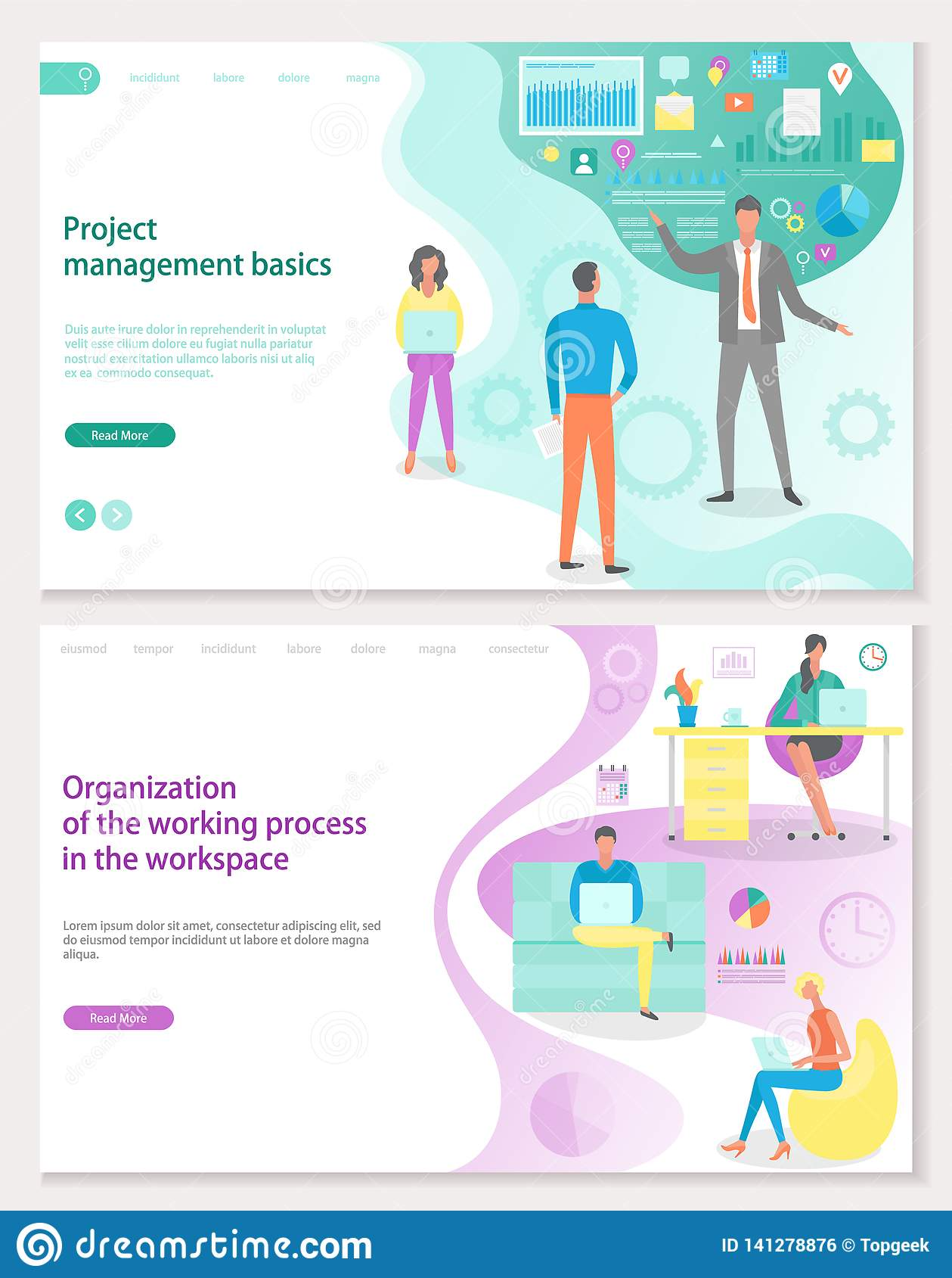 Project Management Basics, Workplace Organization
