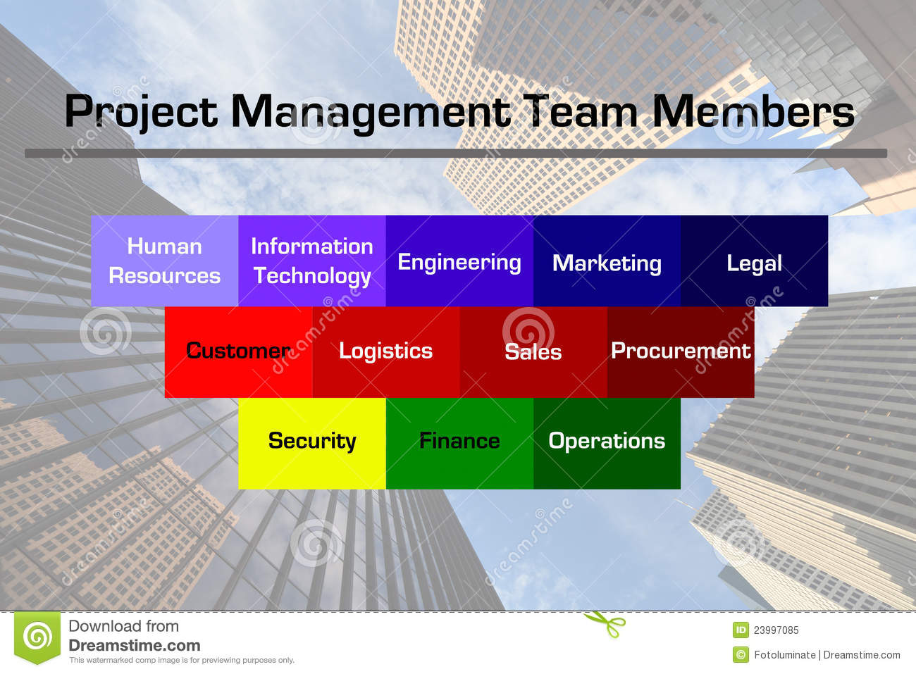 project management team diagram royalty free stock photo image 23997085 skyscraper clipart black and white skyscraper clipart free