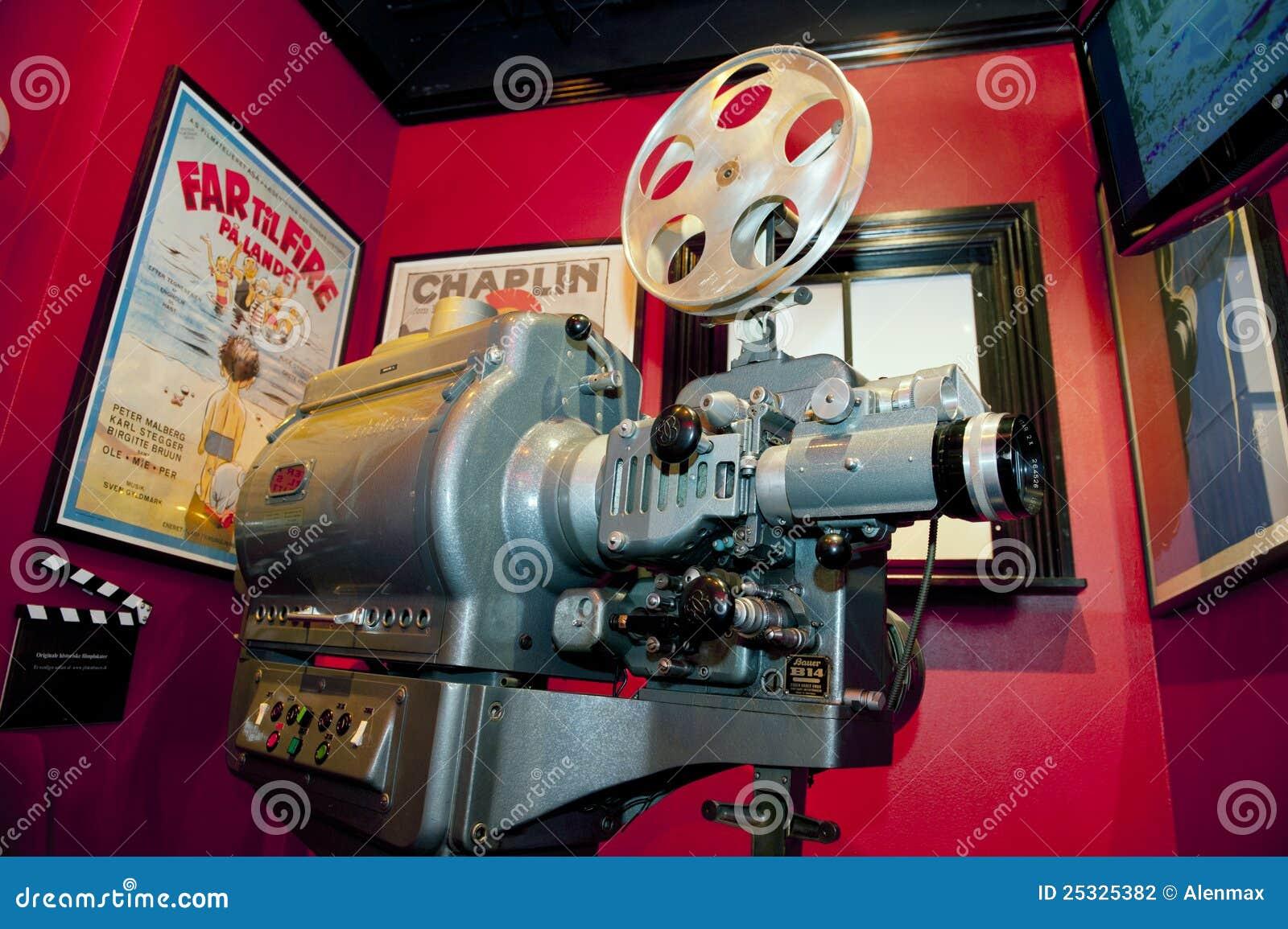 Projecteur de film de cru