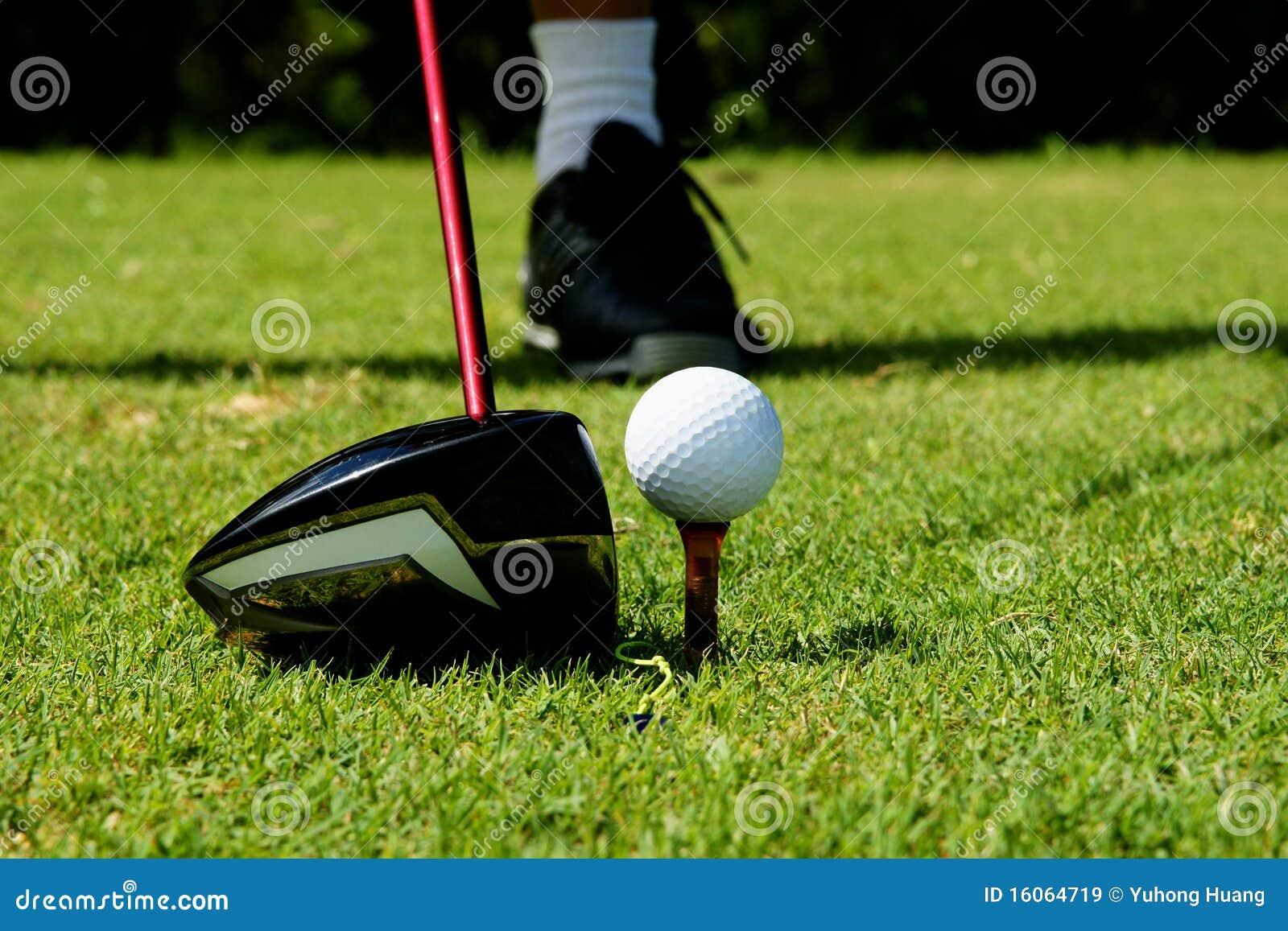 Projectile de golf