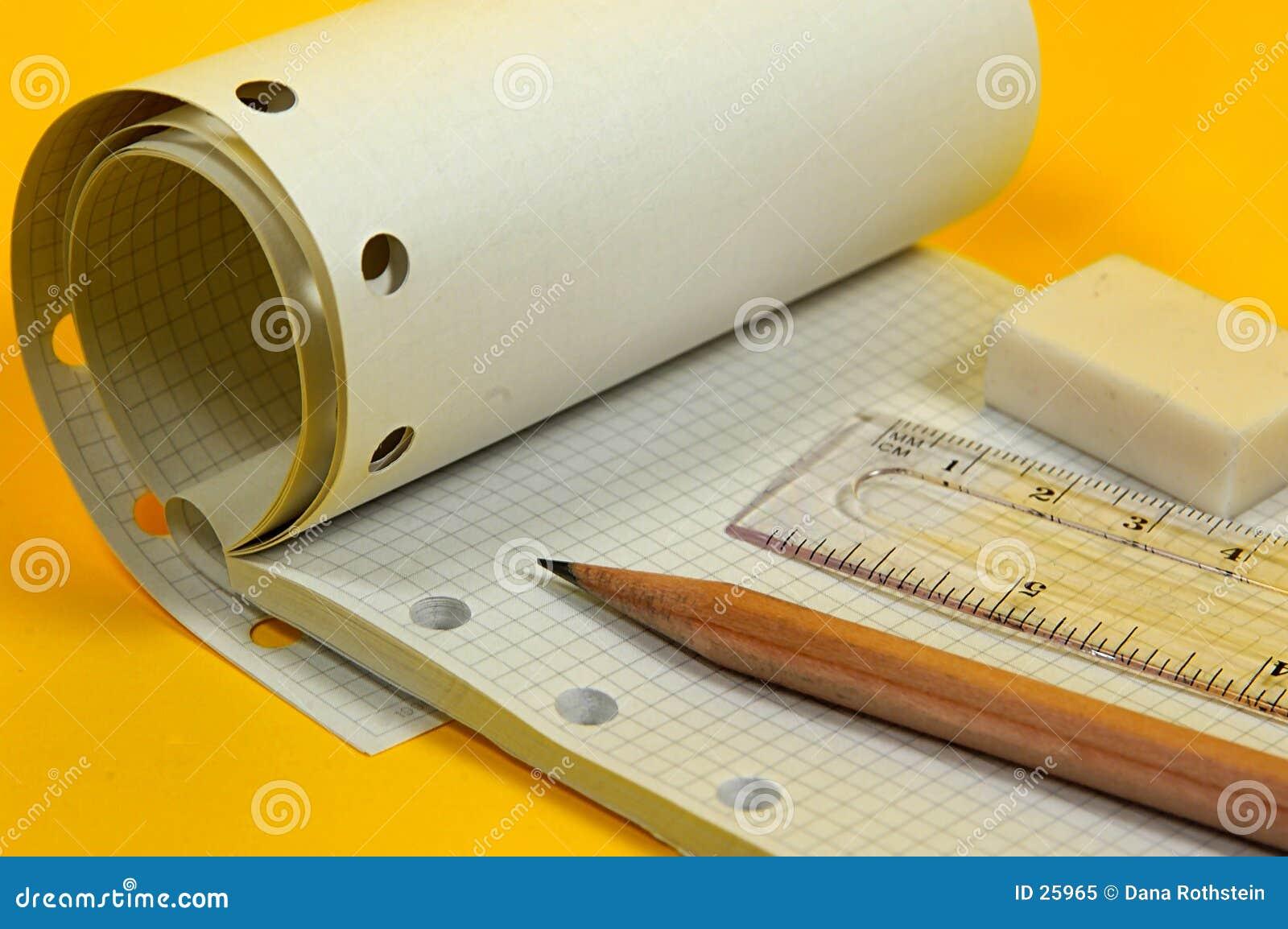 Download Projekt 2 nuty obraz stock. Obraz złożonej z gumka, architektury - 25965