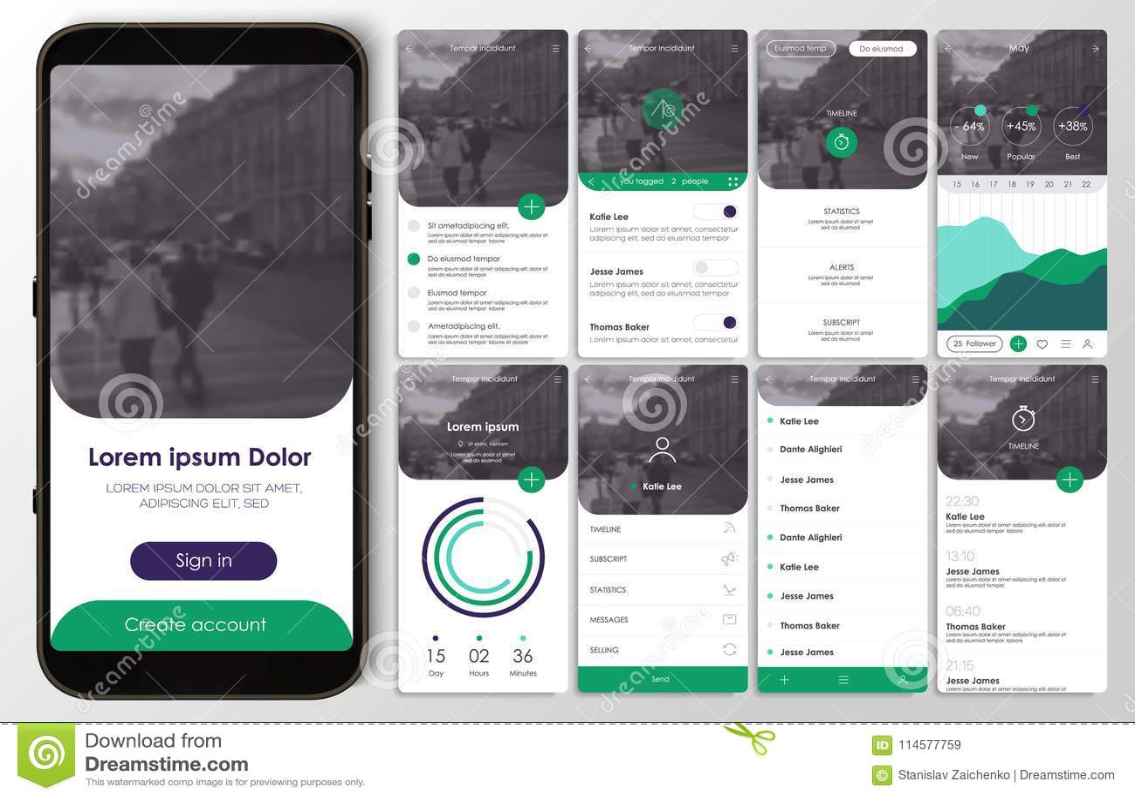 Projekt mobilny zastosowanie, UI, UX, GUI
