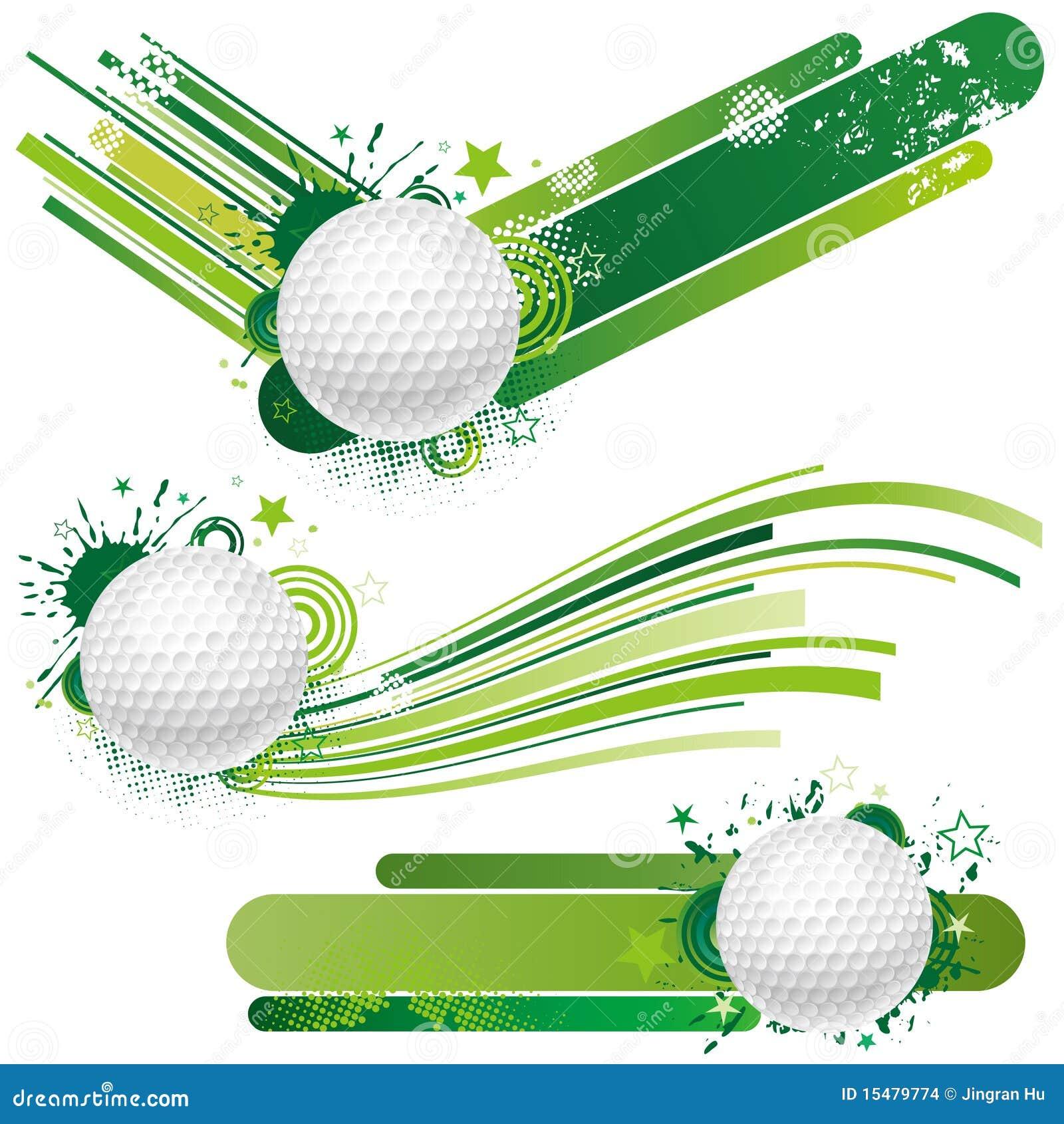 Projekta elementów golf