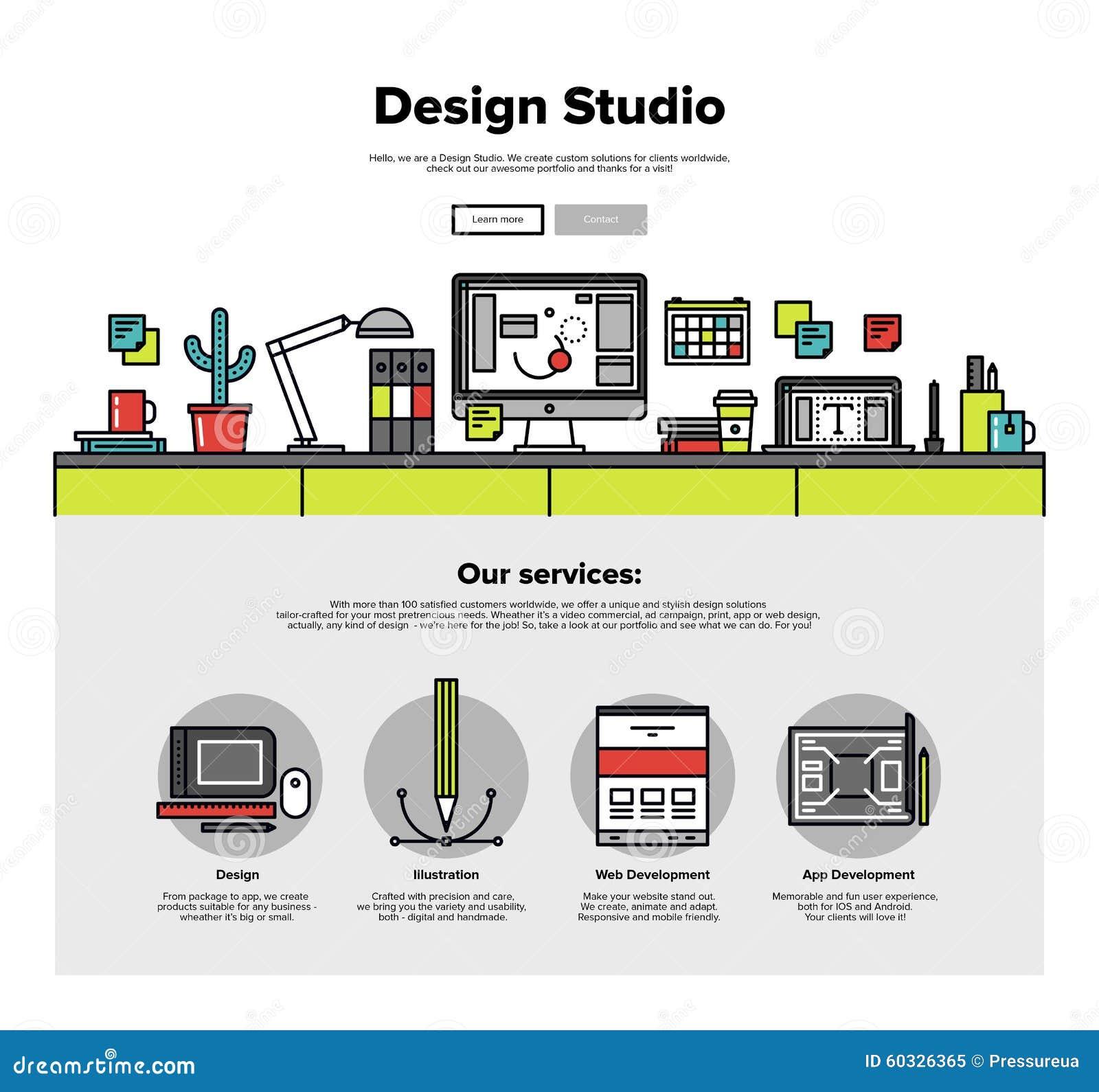 Projekta mieszkania linii sieci pracowniane grafika