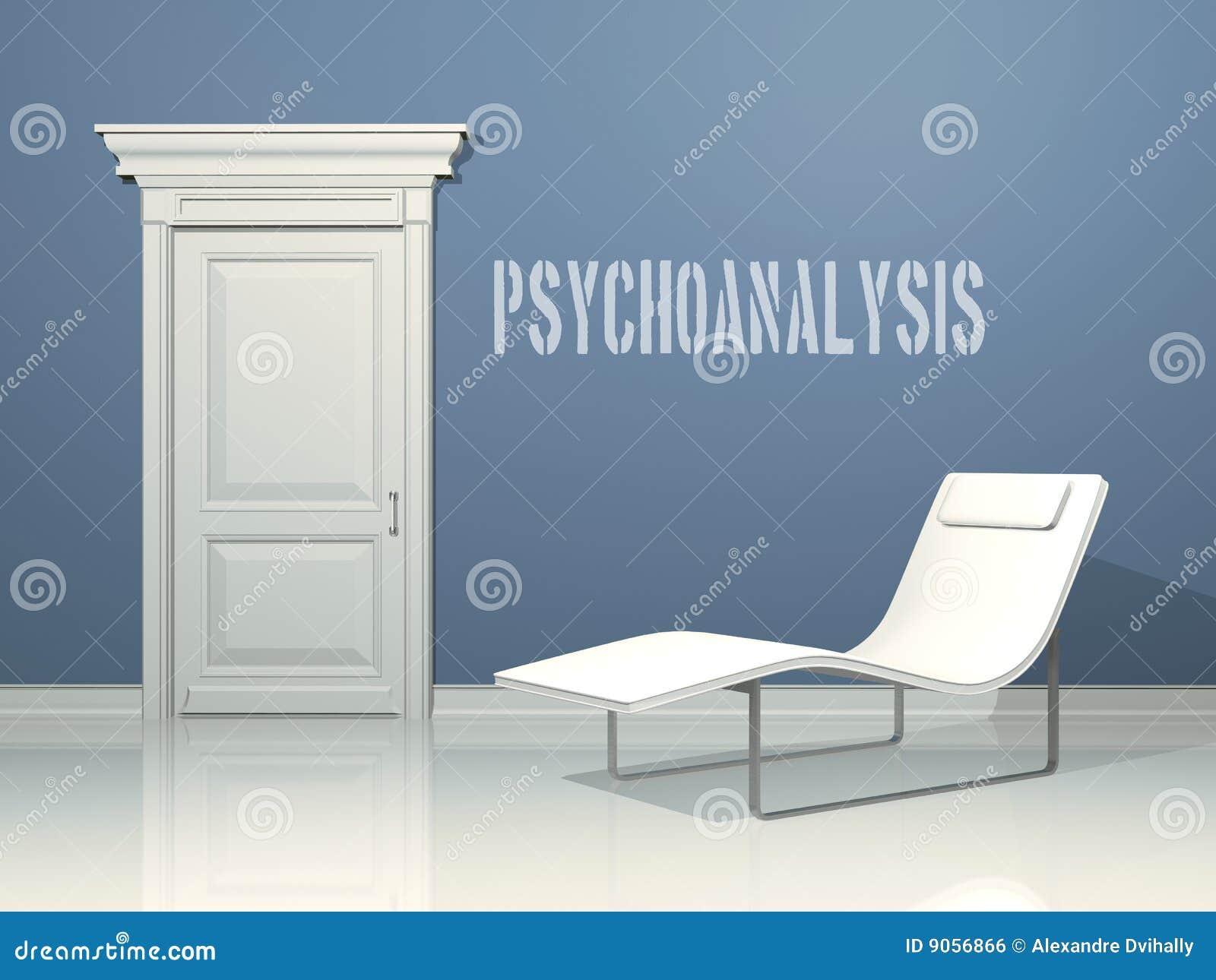 Projekta wnętrza psychoanaliza