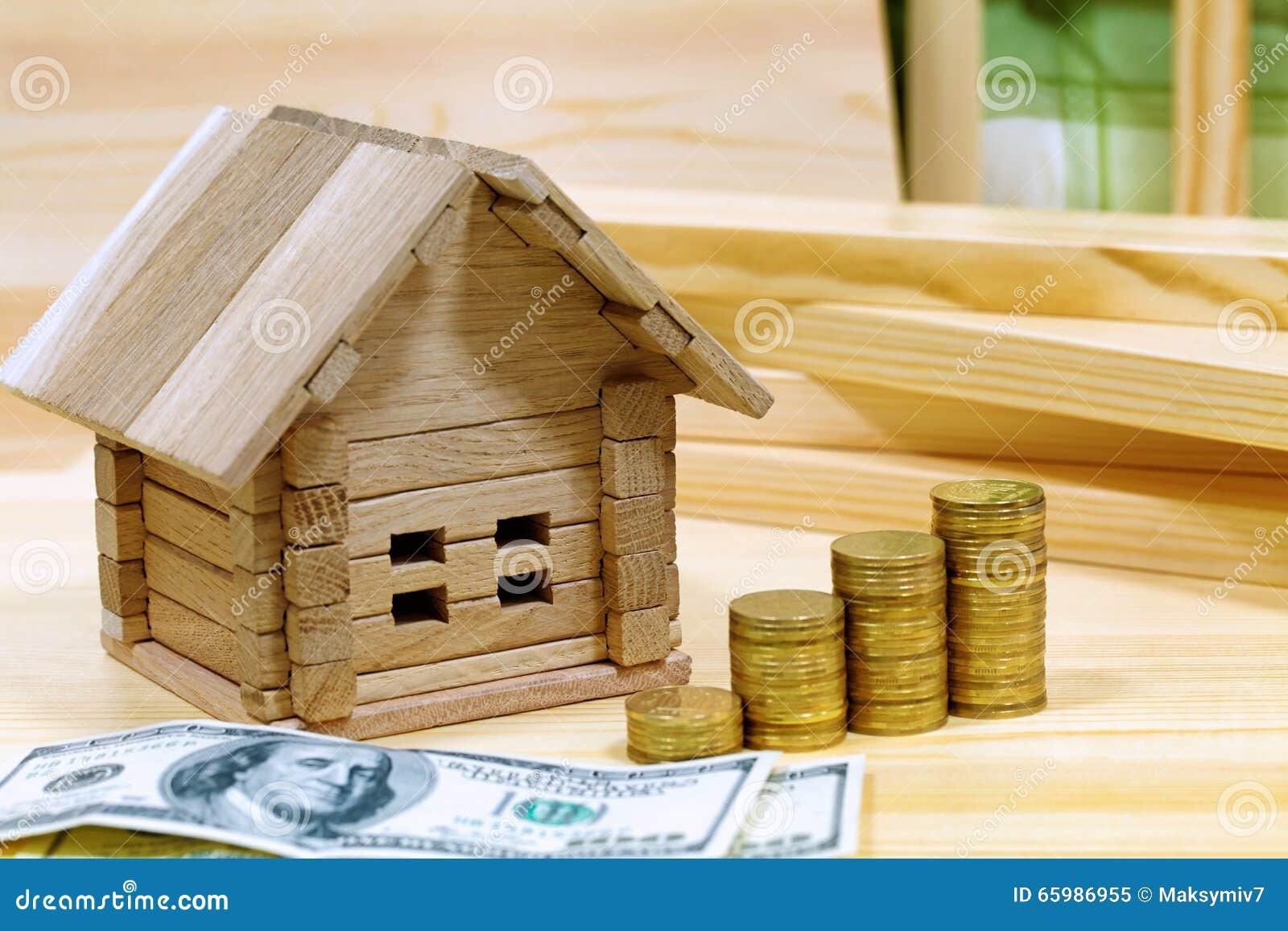 Projekta wygodny dom Pieniądze dla szczegółów ne i budynku